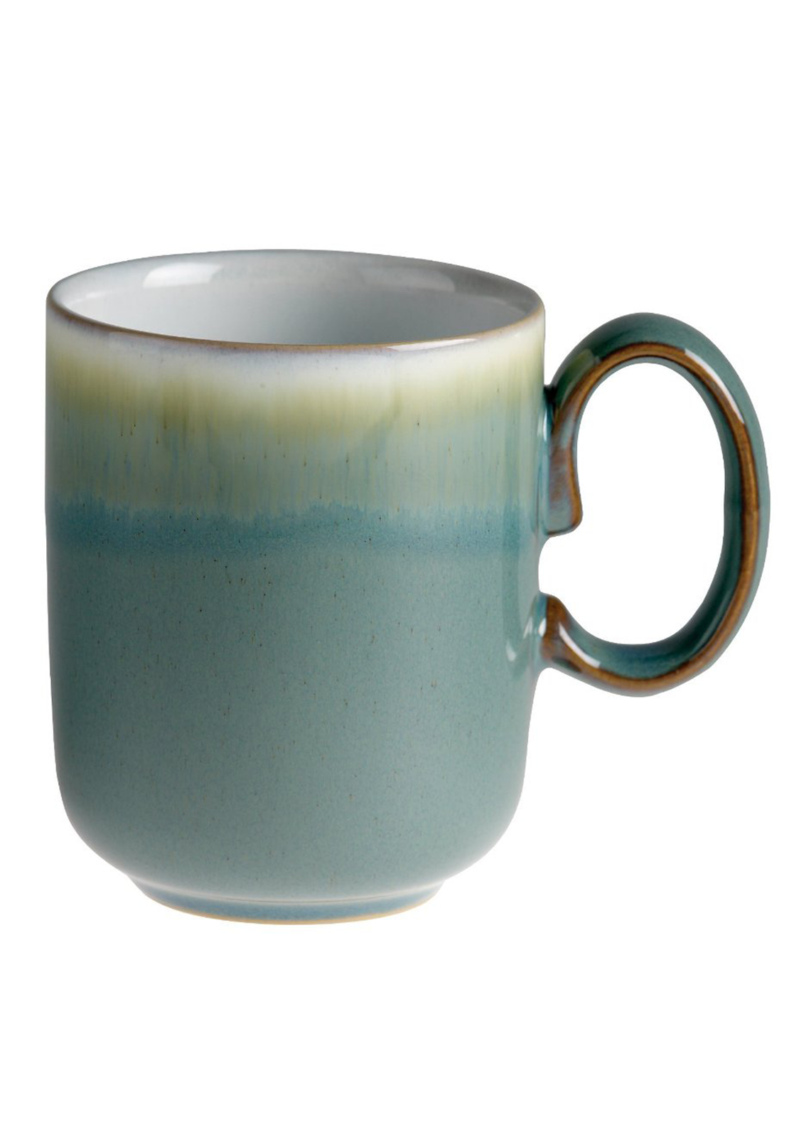 Denby Regency Green Double Dip Mug, Green