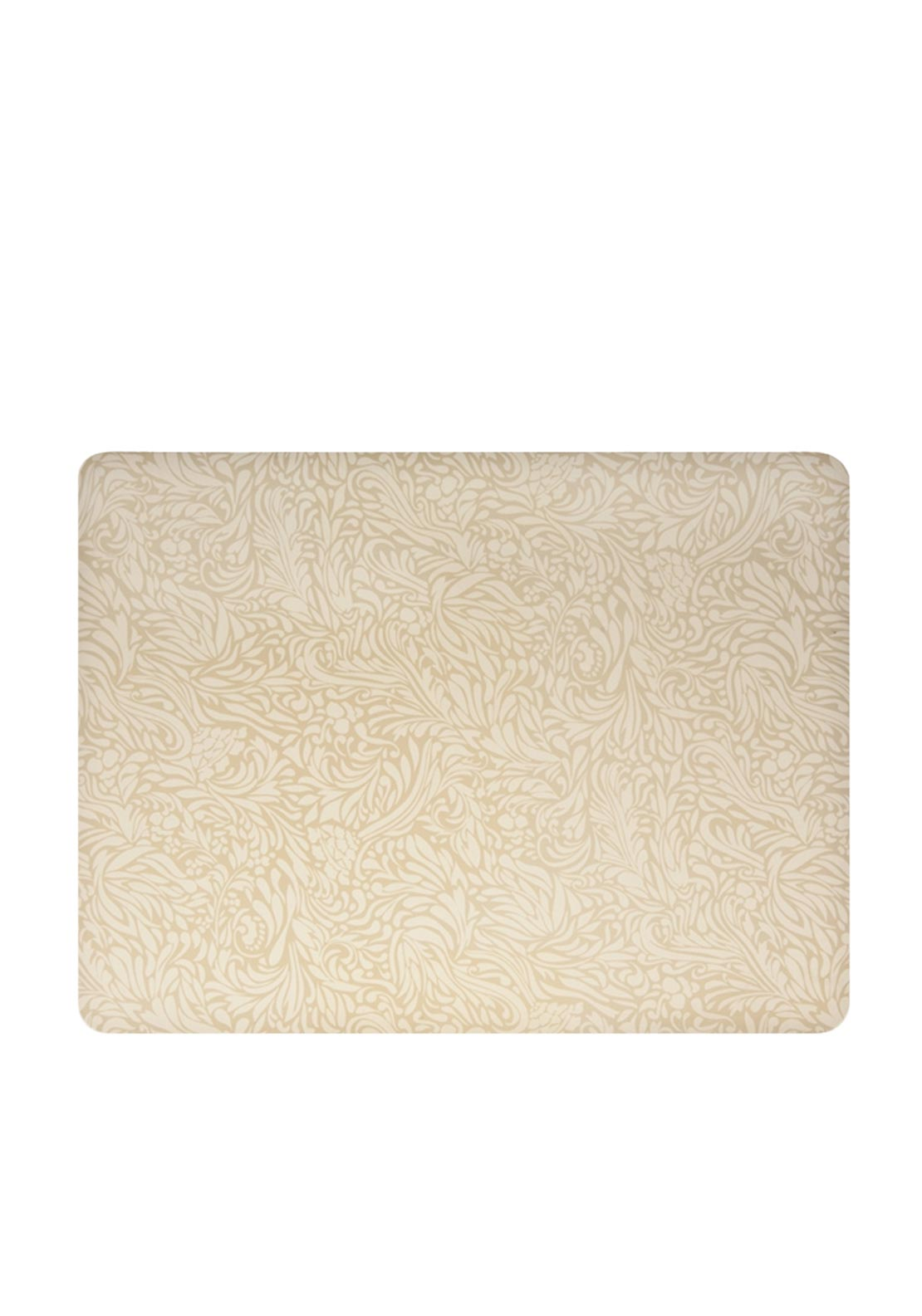 Denby Monsoon Home Set of Four Placemats, Lucille Gold