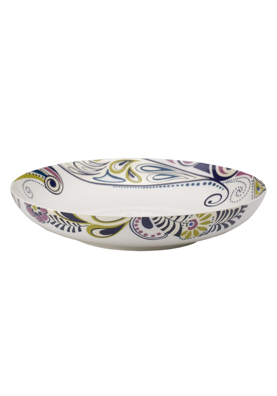 Denby Monsoon Cosmic Pasta Bowl