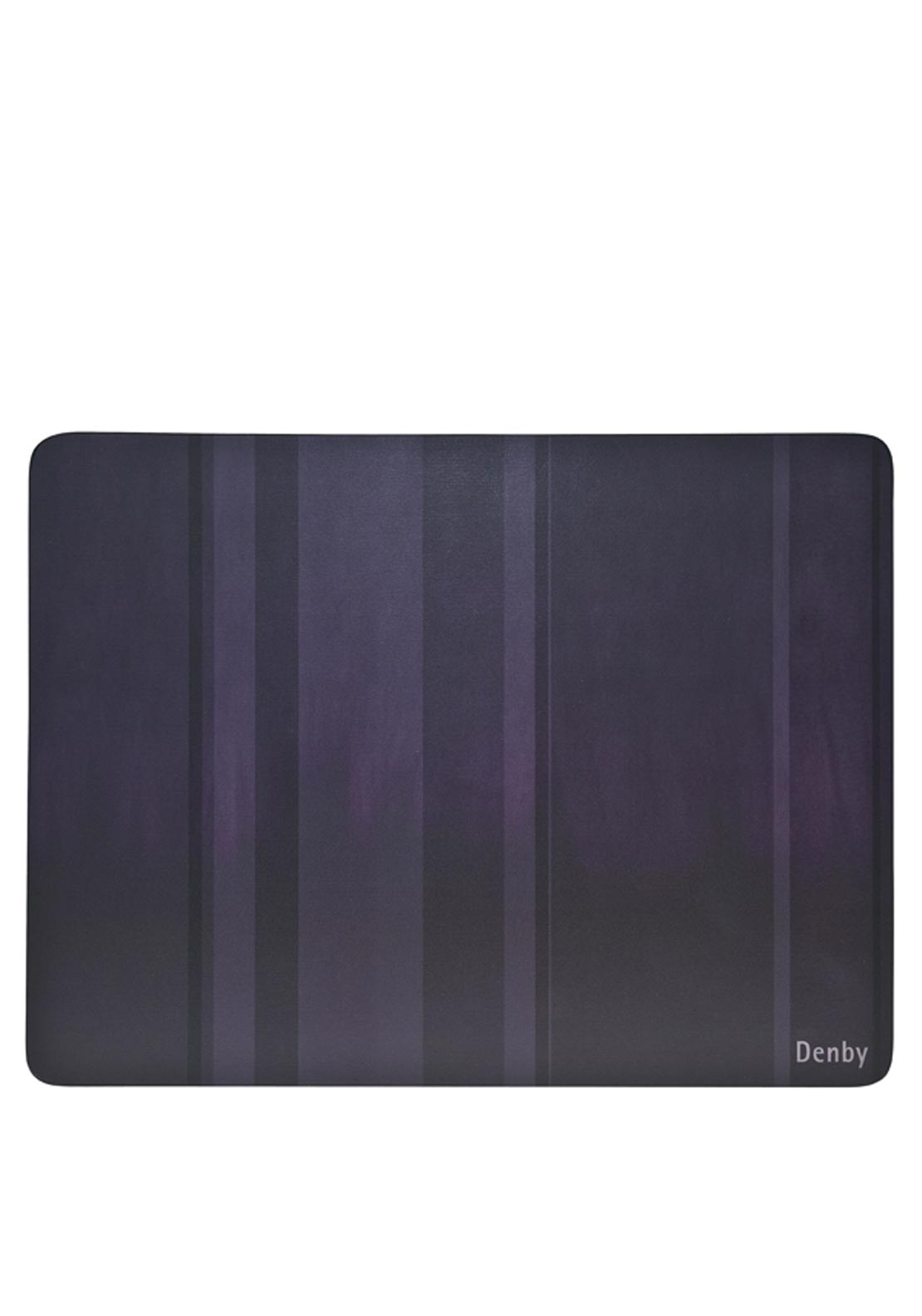 Denby Lifestyle Set of Four Placemats, Purple
