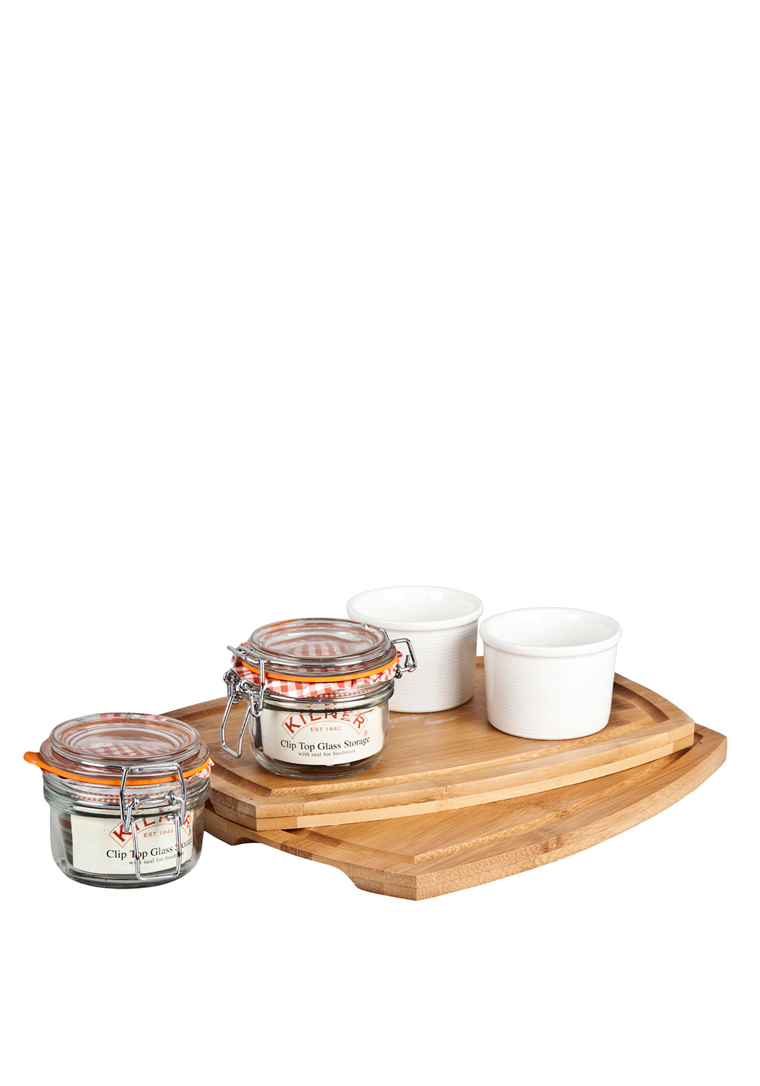 Denby Gastro James Martin Two 3 Piece Serving Kits