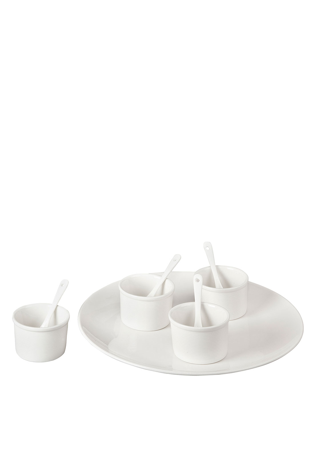 Denby Gastro James Martin 9 Piece Gastro Serving Kit