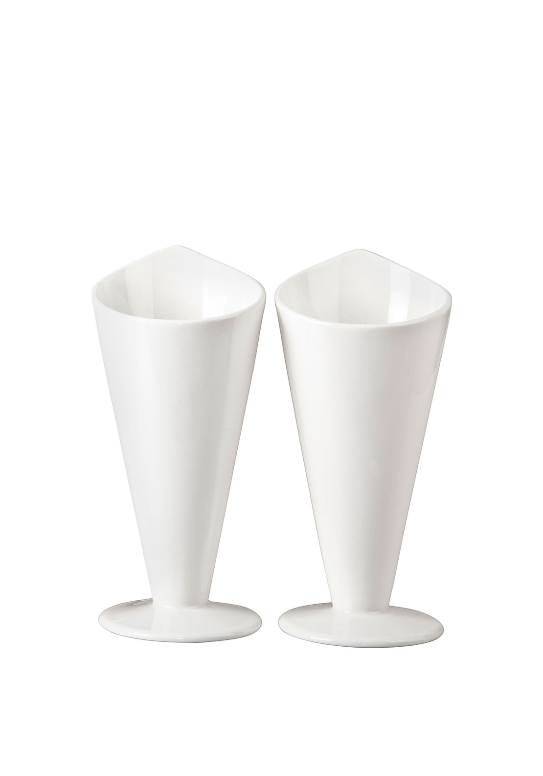 Denby Gastro James Martin 2 Piece Chip Cone Kit