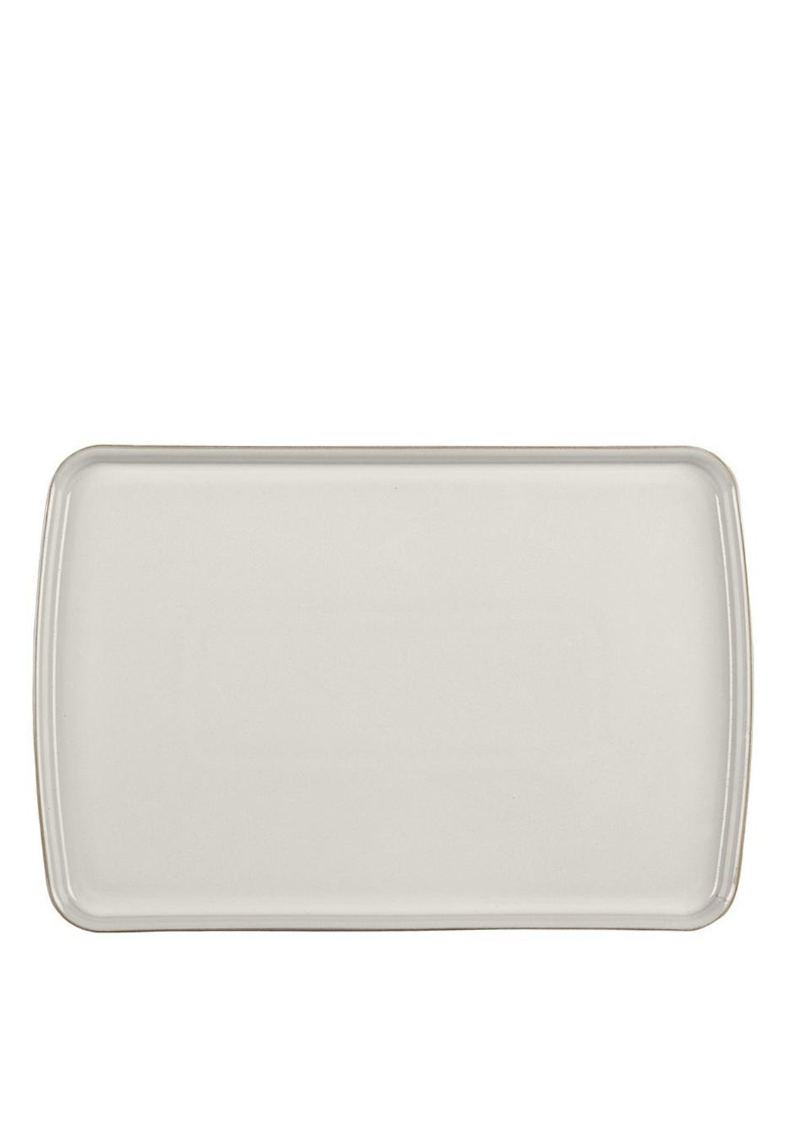 Denby Natural Canvas Large Rectangular Platter