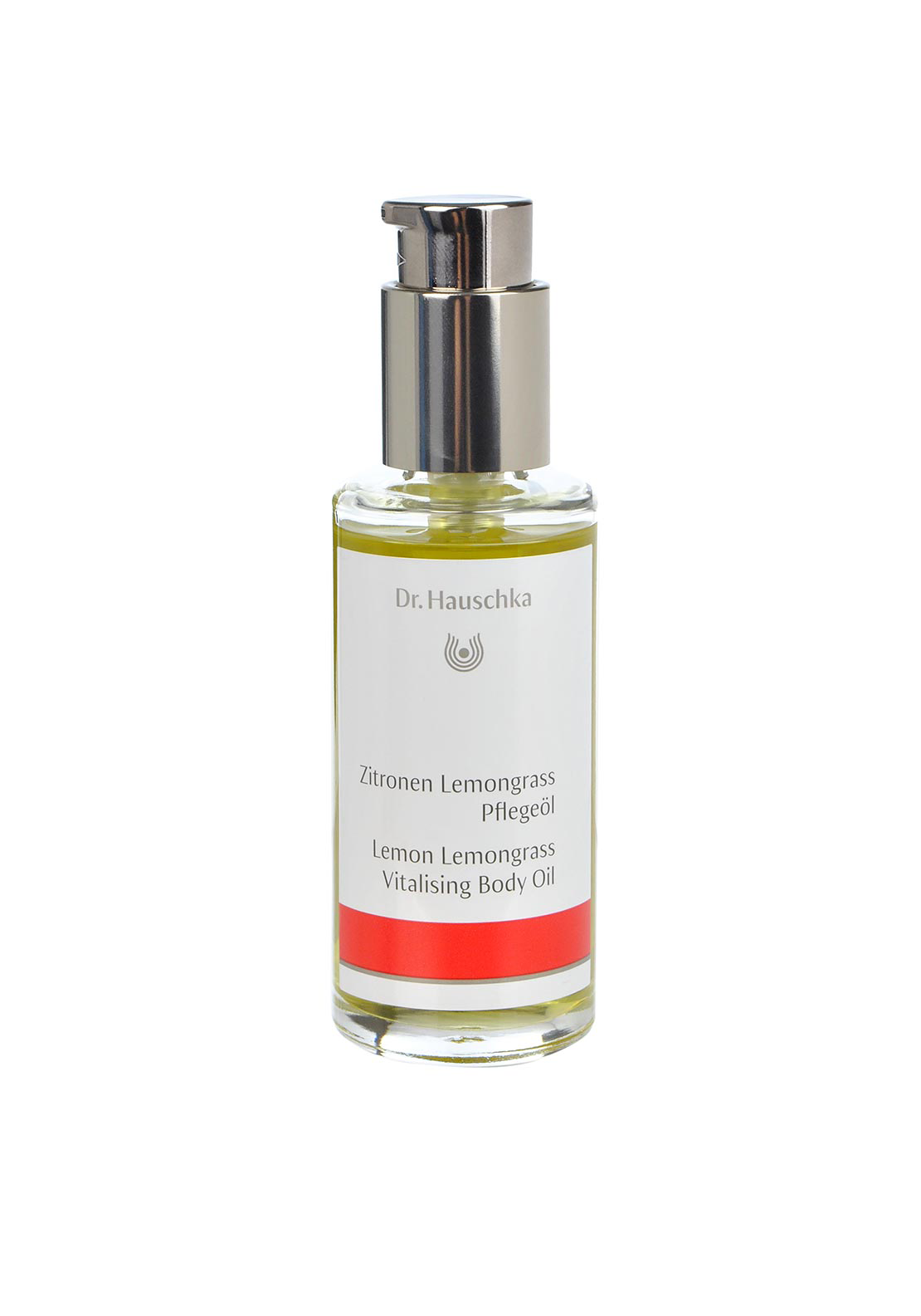 Dr. Hauschka Lemon Lemongrass Vitalising Body Oil, 75ml