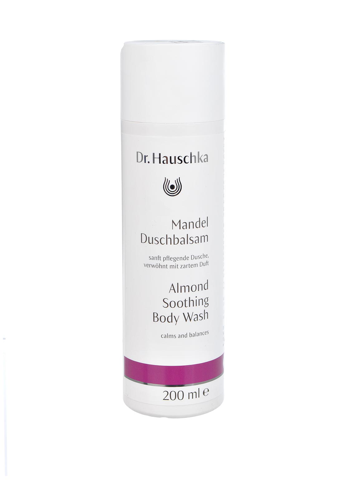 Dr. Hauschka Almond Soothing Body Wash, 200ml