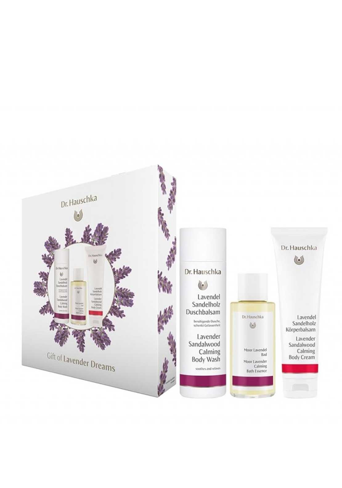 Dr Hauschka The Gift of Lavender Gift Set
