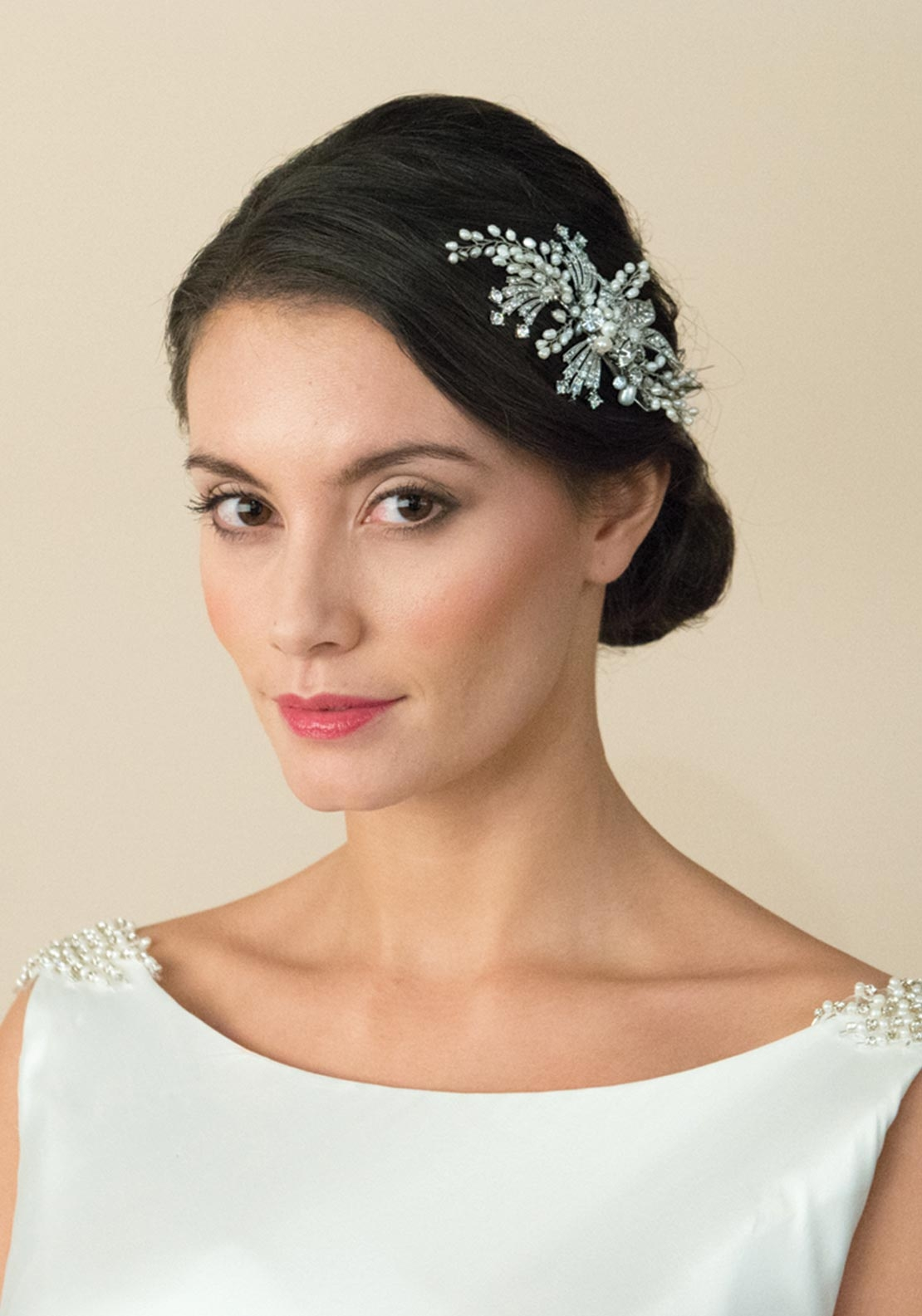 Ivory & Co Sophisticated Dinah Haircomb