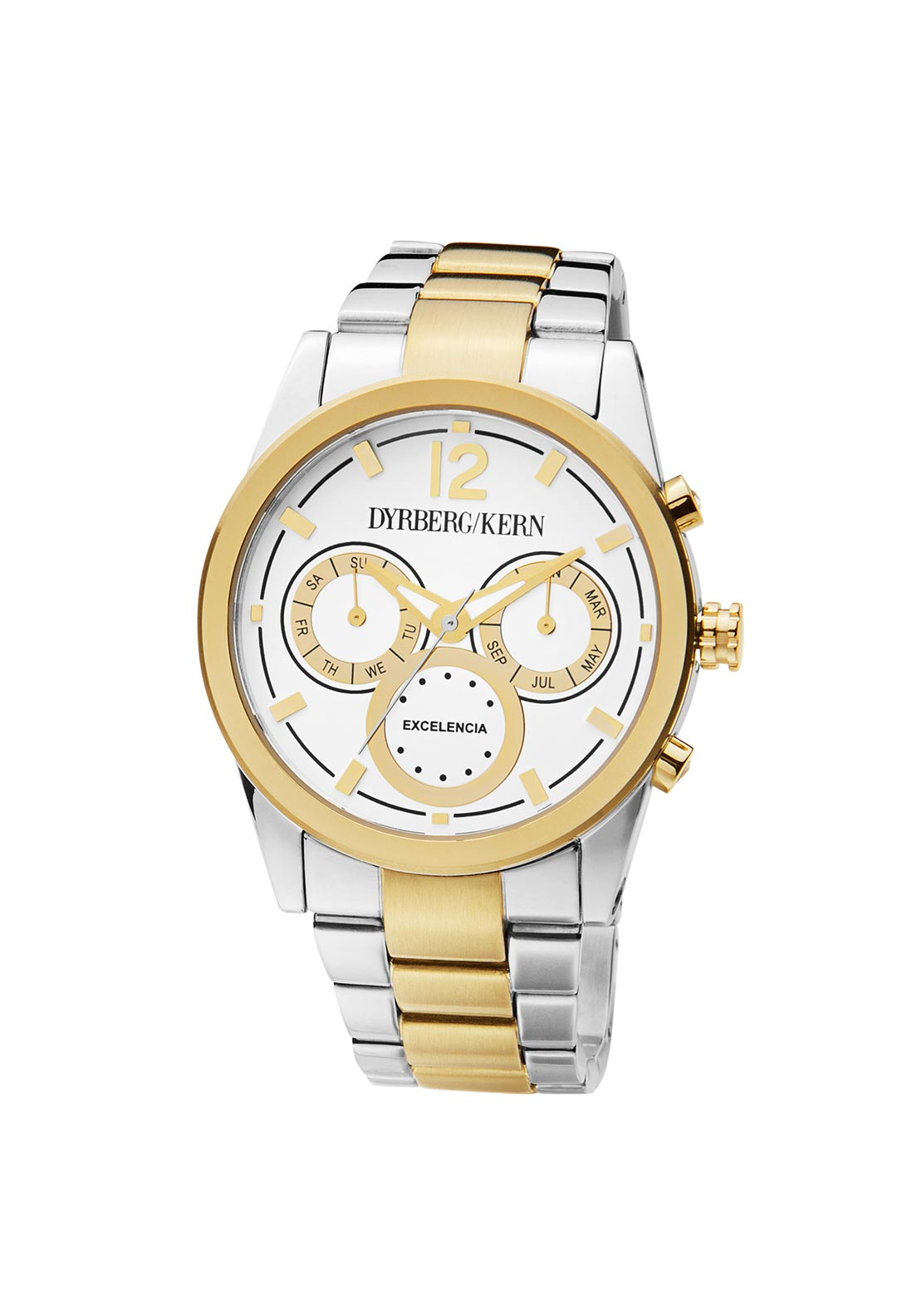 Dyrberg Kern Womens  Exelencia SM Watch, Duo Colour