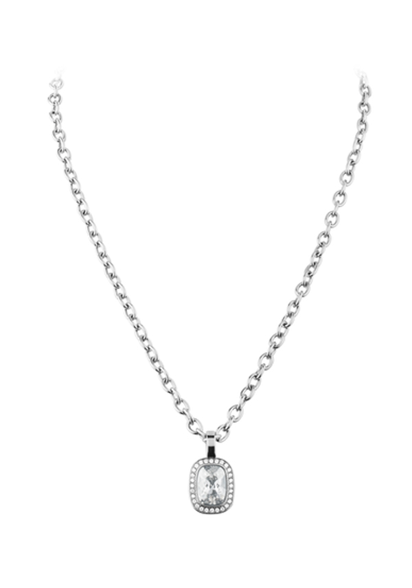 Dyrberg Kern Dolla Chain Necklace, Silver