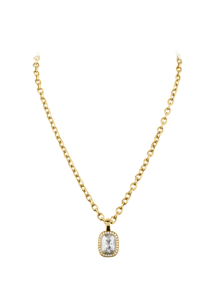 Dyrberg Kern Dolla Chain Necklace, Gold