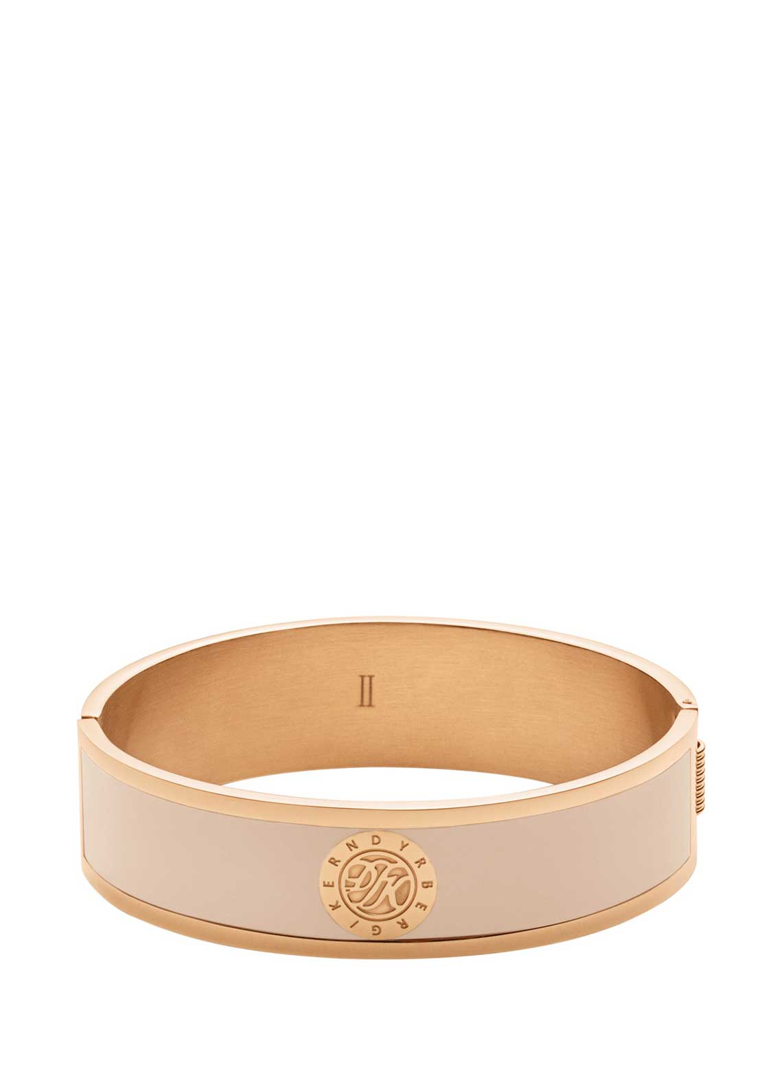 Dyrberg Kern Jovika Cream Bangle, Small