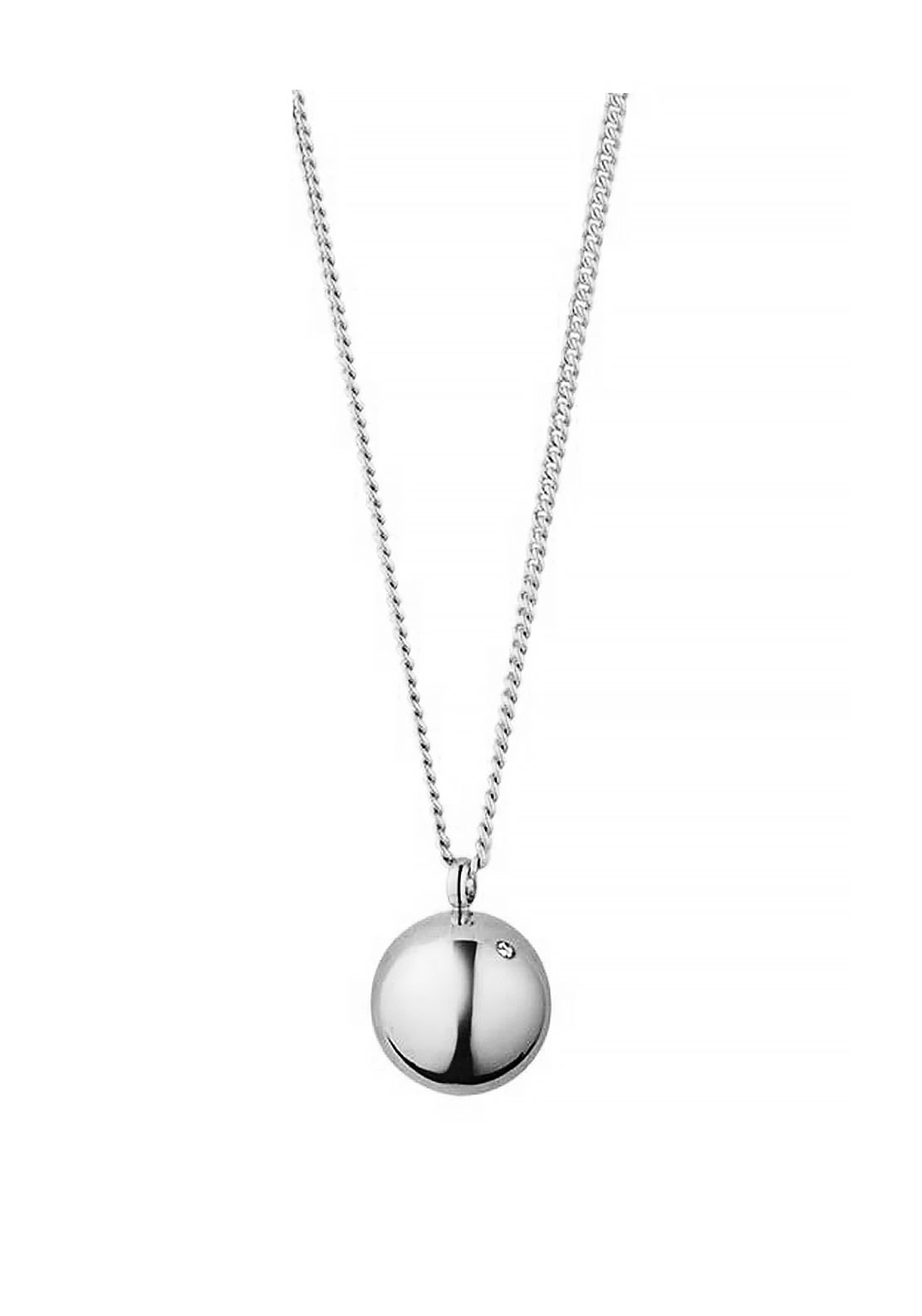 Dyrberg Kern Lula Necklace, Silver