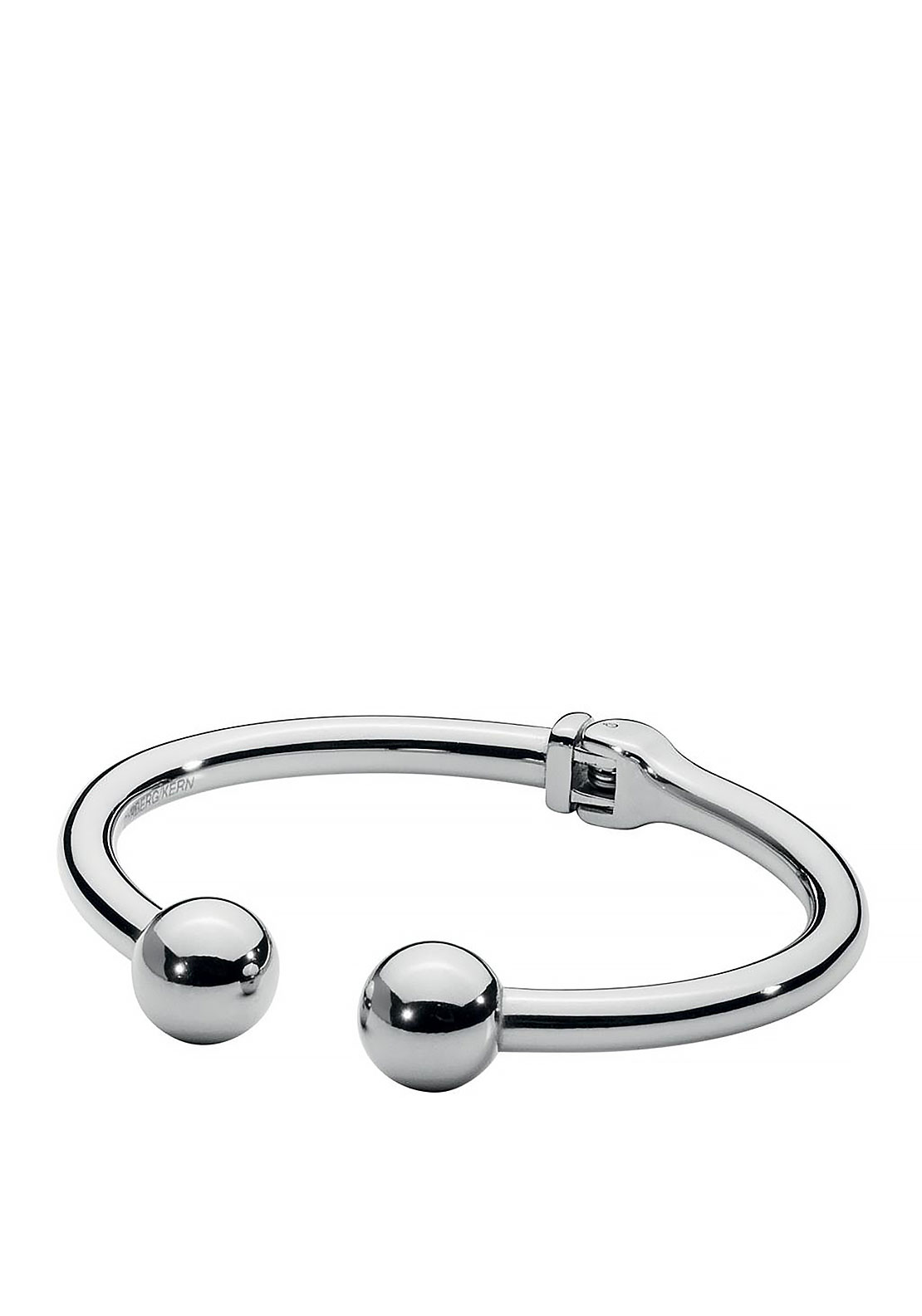 Dyrberg Kern Twiggy Bangle, Silver