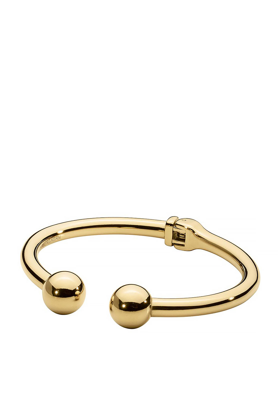 Dyrberg Kern Twiggy Bangle, Gold