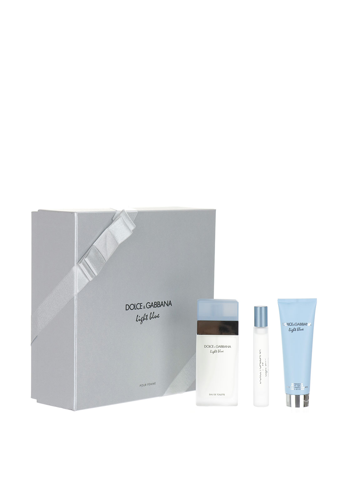 DOLCE & GABBANA Light Blue Gift Set for Her