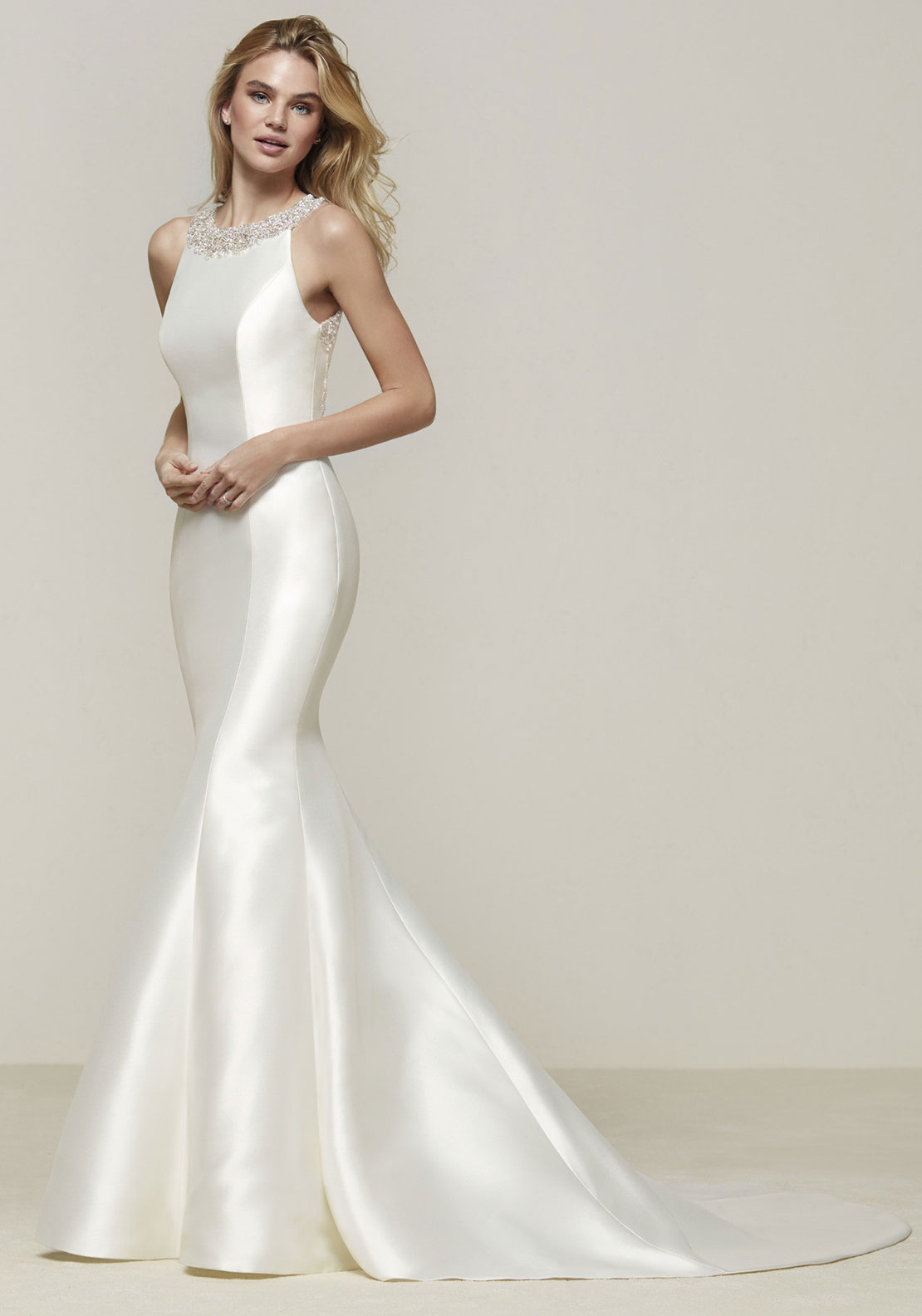 Pronovias Drupa Wedding Dress