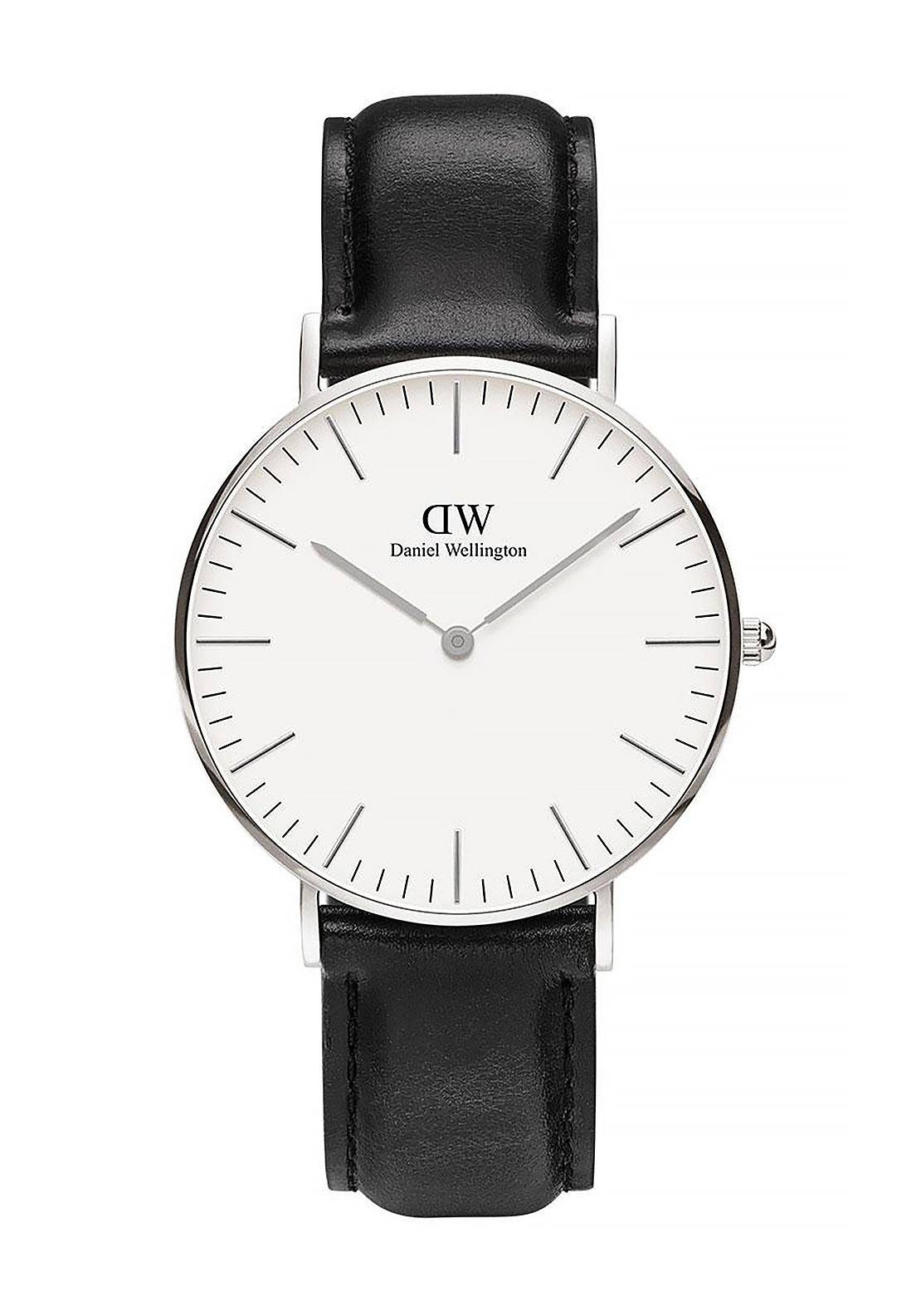 Daniel Wellington Classic Sheffield Watch 36mm Silver, Black