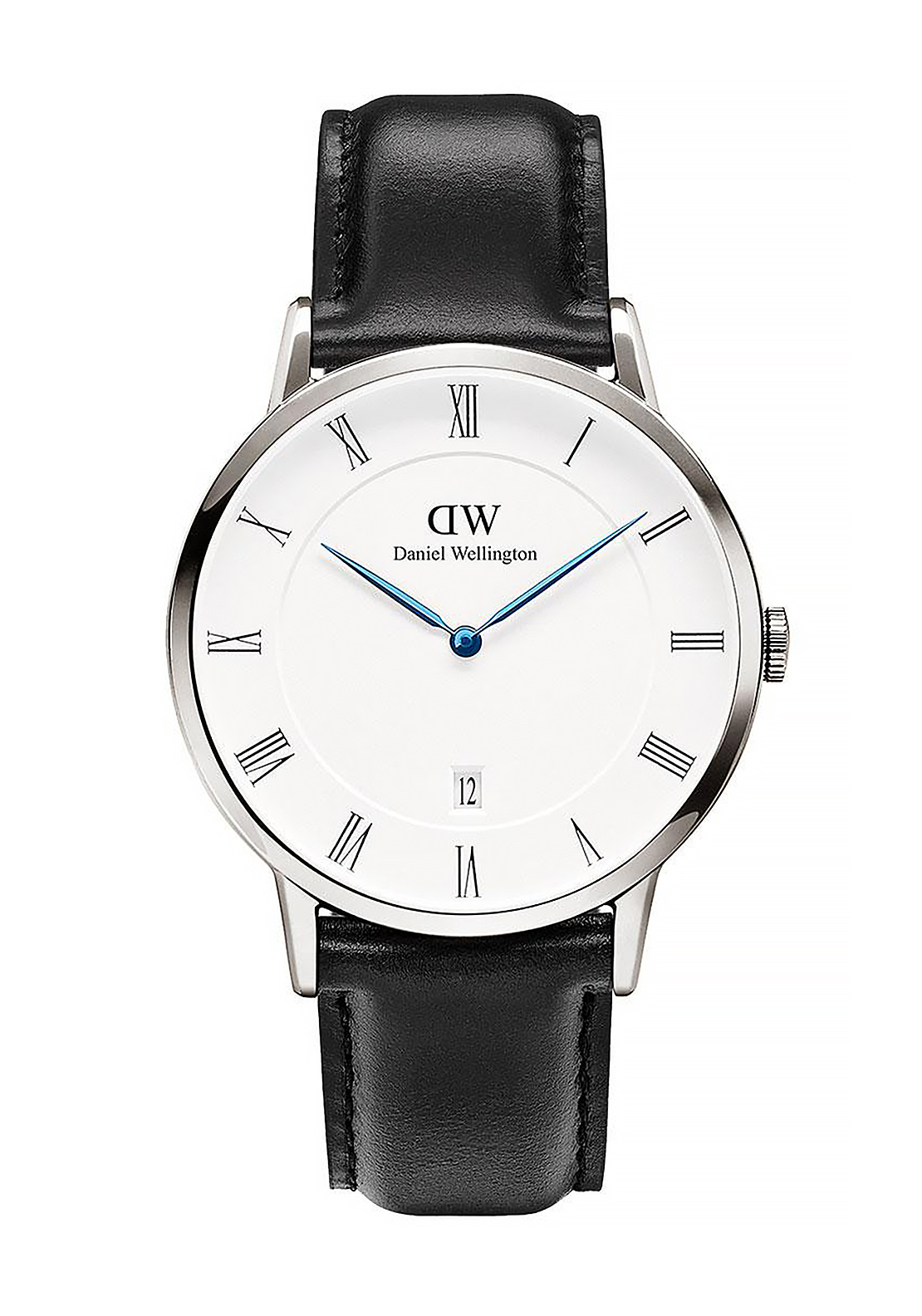 Daniel Wellington Dapper Sheffield Watch 38mm Silver, Black