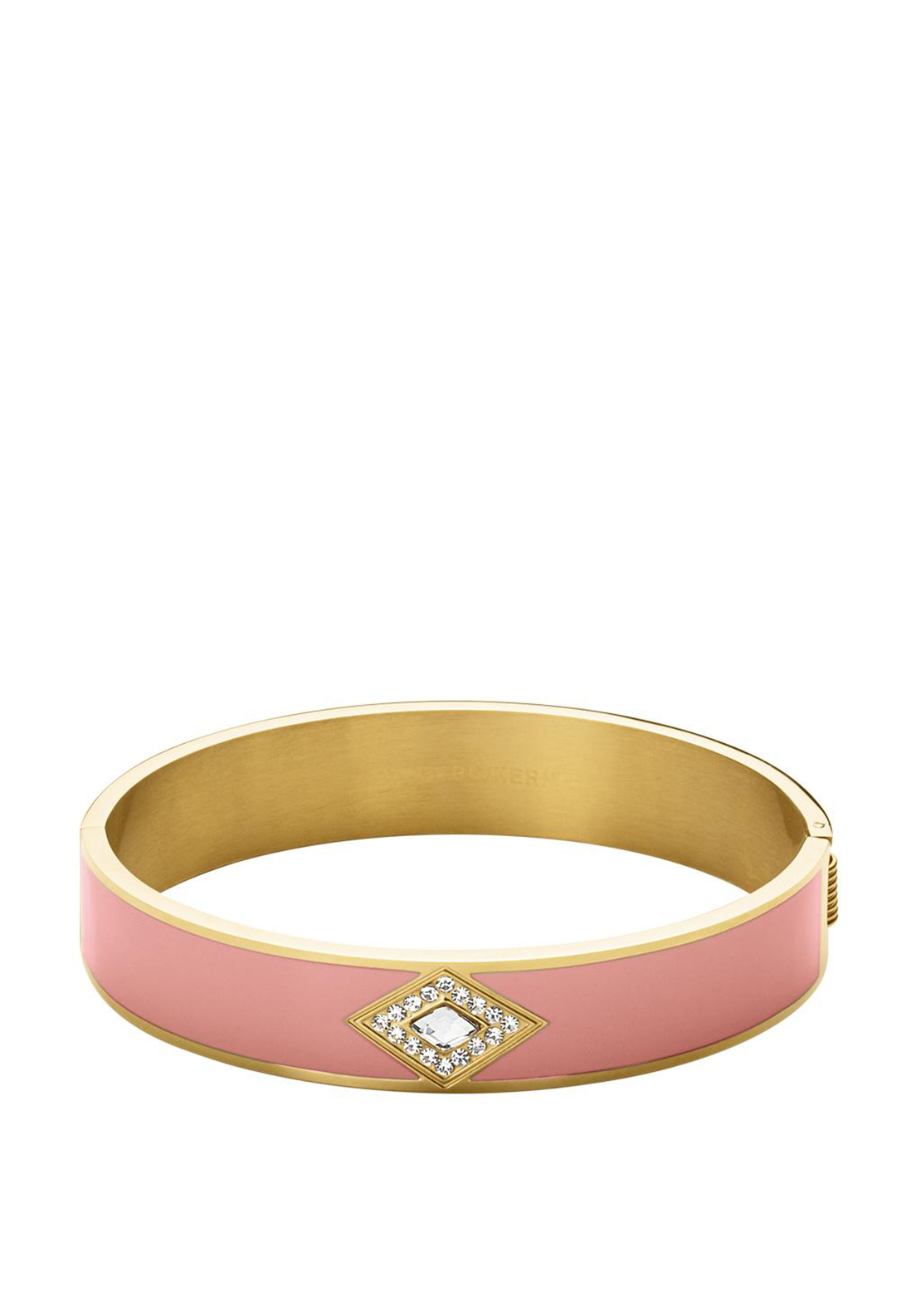 Dyrberg Kern Violeta || Gold Bangle, Rose