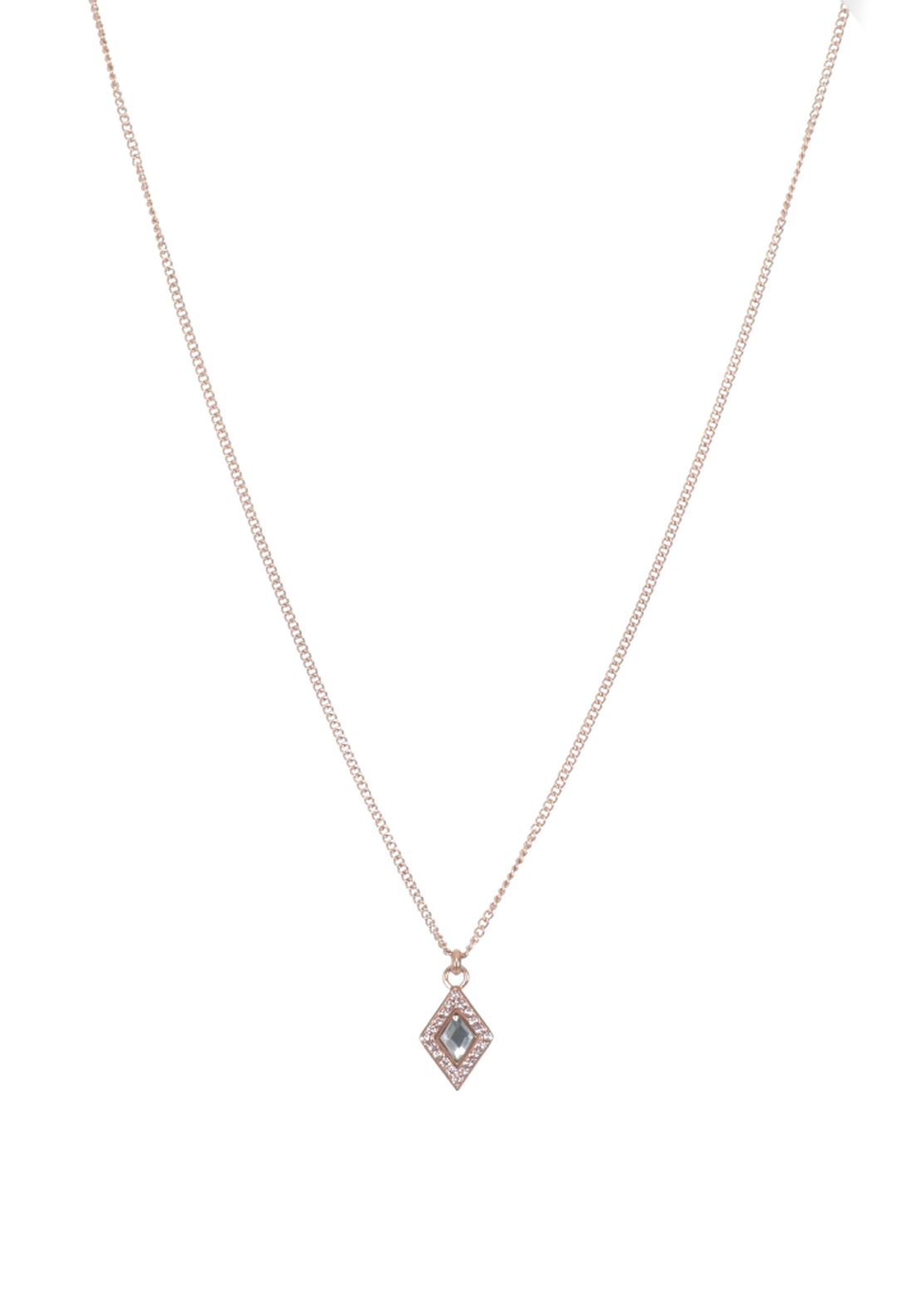 Dyrberg Kern Aysha Necklace Rose Gold