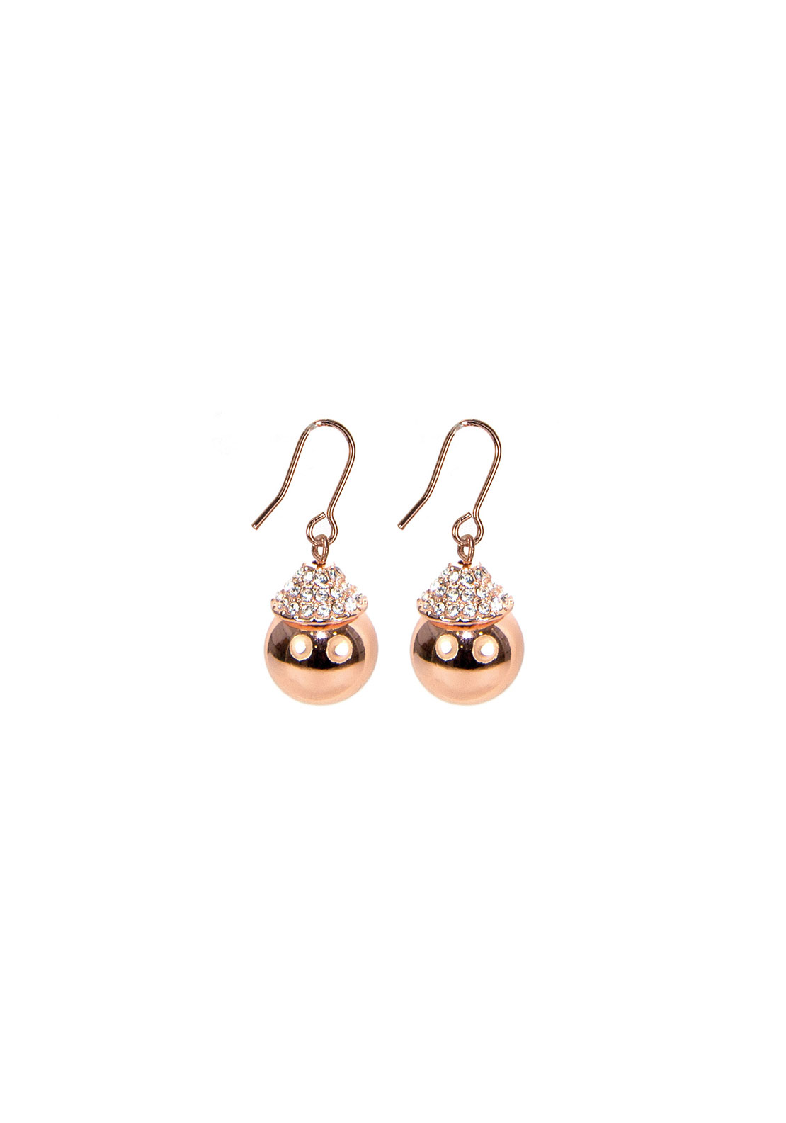Absolute Jewellery Stud Drop Earrings