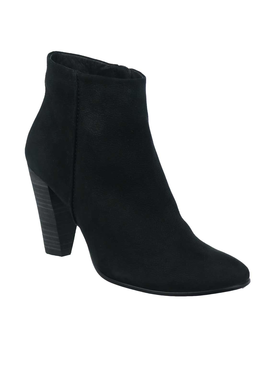 Ecco Womens Shape 75 Ankle Boot, Black