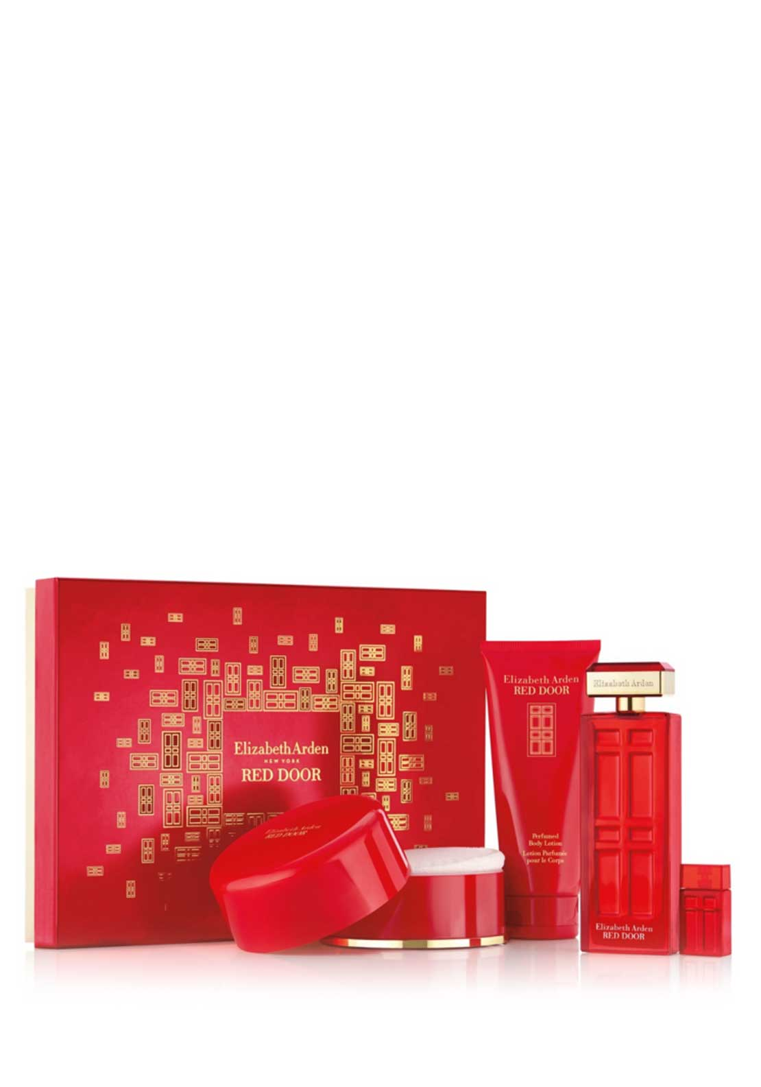 Elizabeth Arden Red Door Eau de Toilette Gift Set, 100ml
