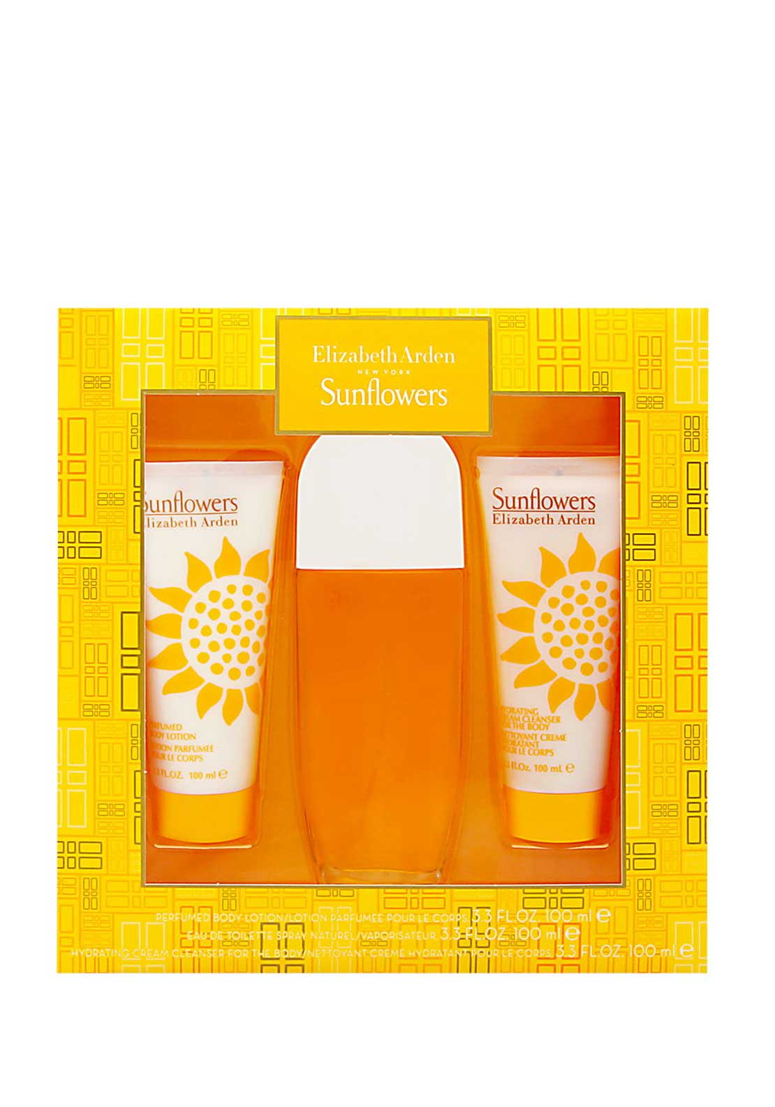 Elizabeth Arden Sunflowers Gift Set, 100ml
