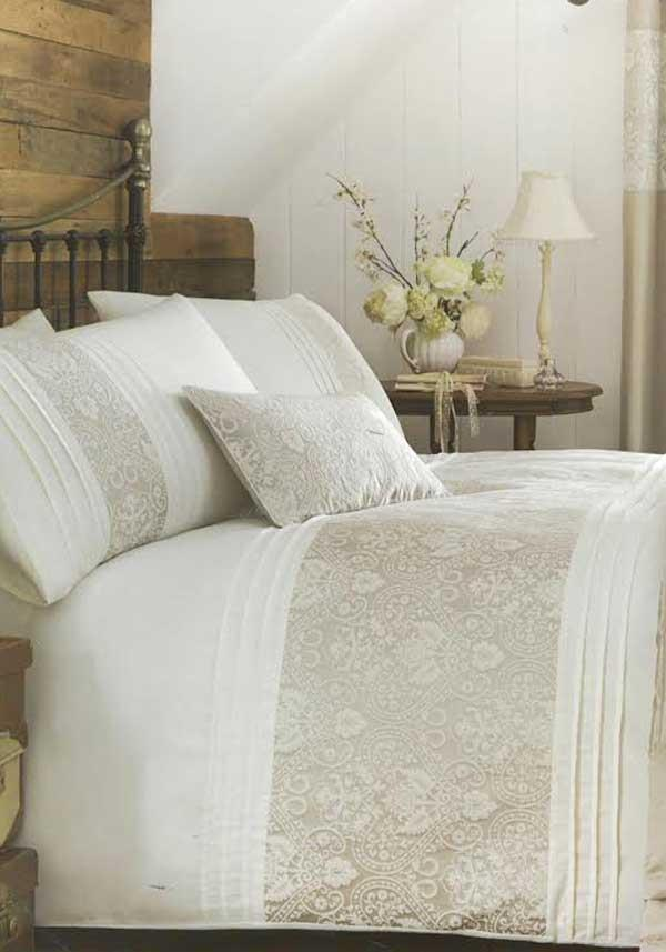 Eleanor James Kingsley Duvet Set, Gold