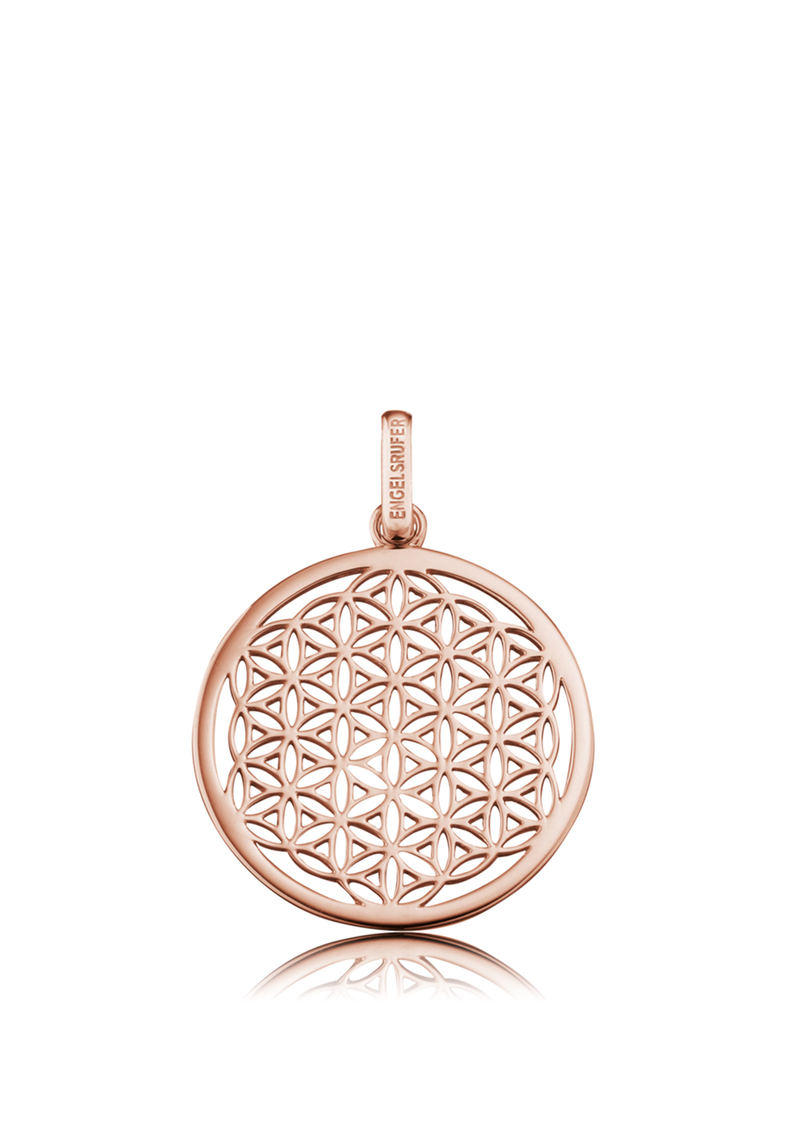 Engelsrufer Rose Gold Design Coin