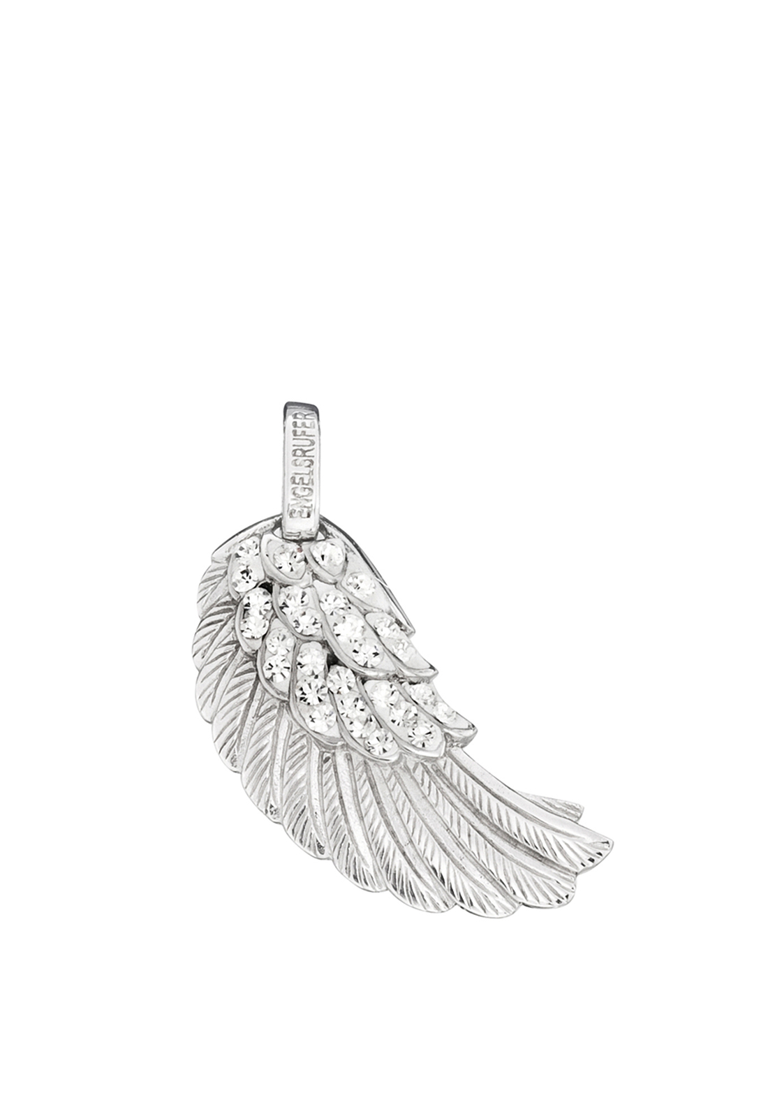 Engelsrufer Small Angel Wing Pendant Silver
