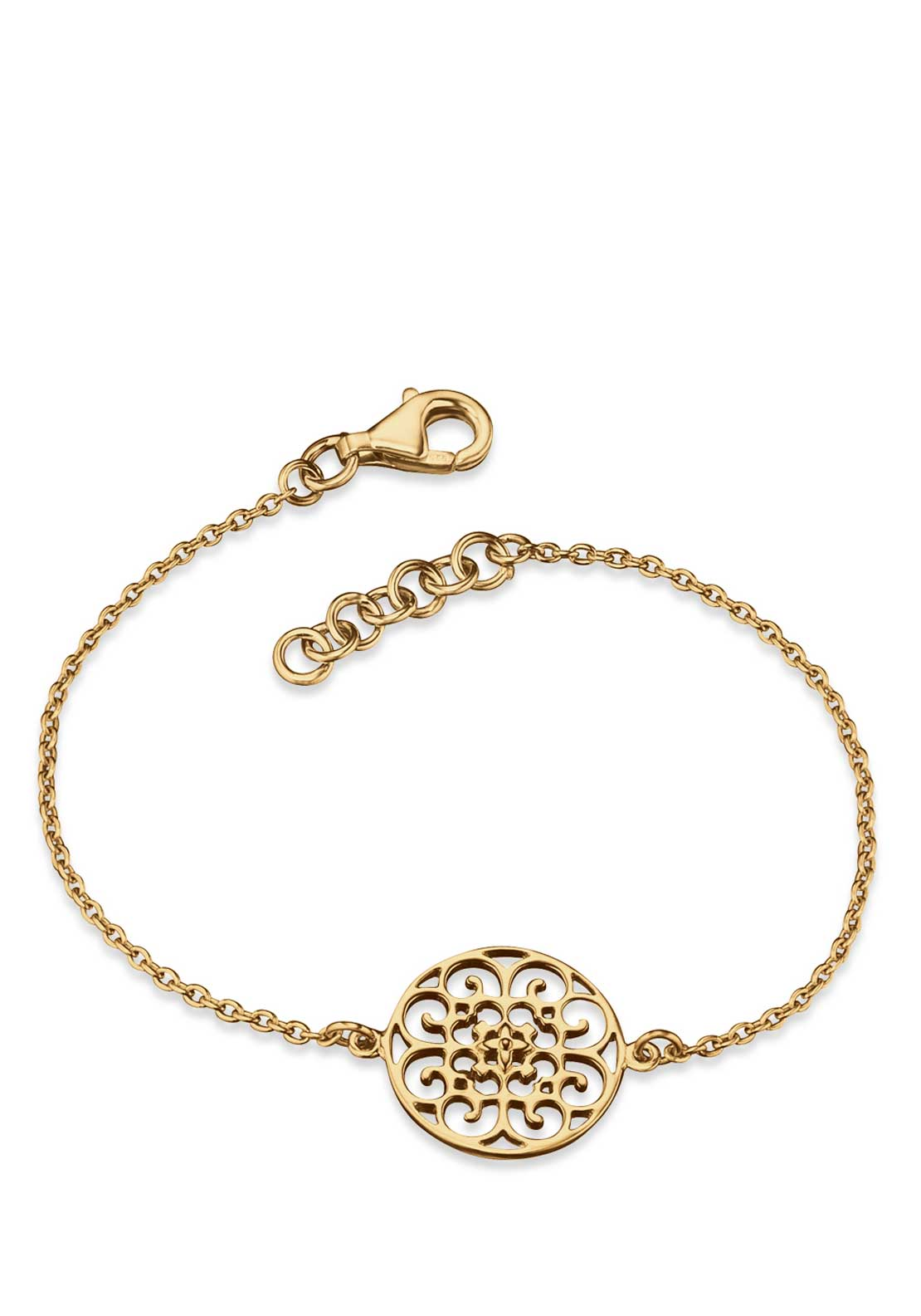 Engelsrufer Ornament Bracelet, Gold