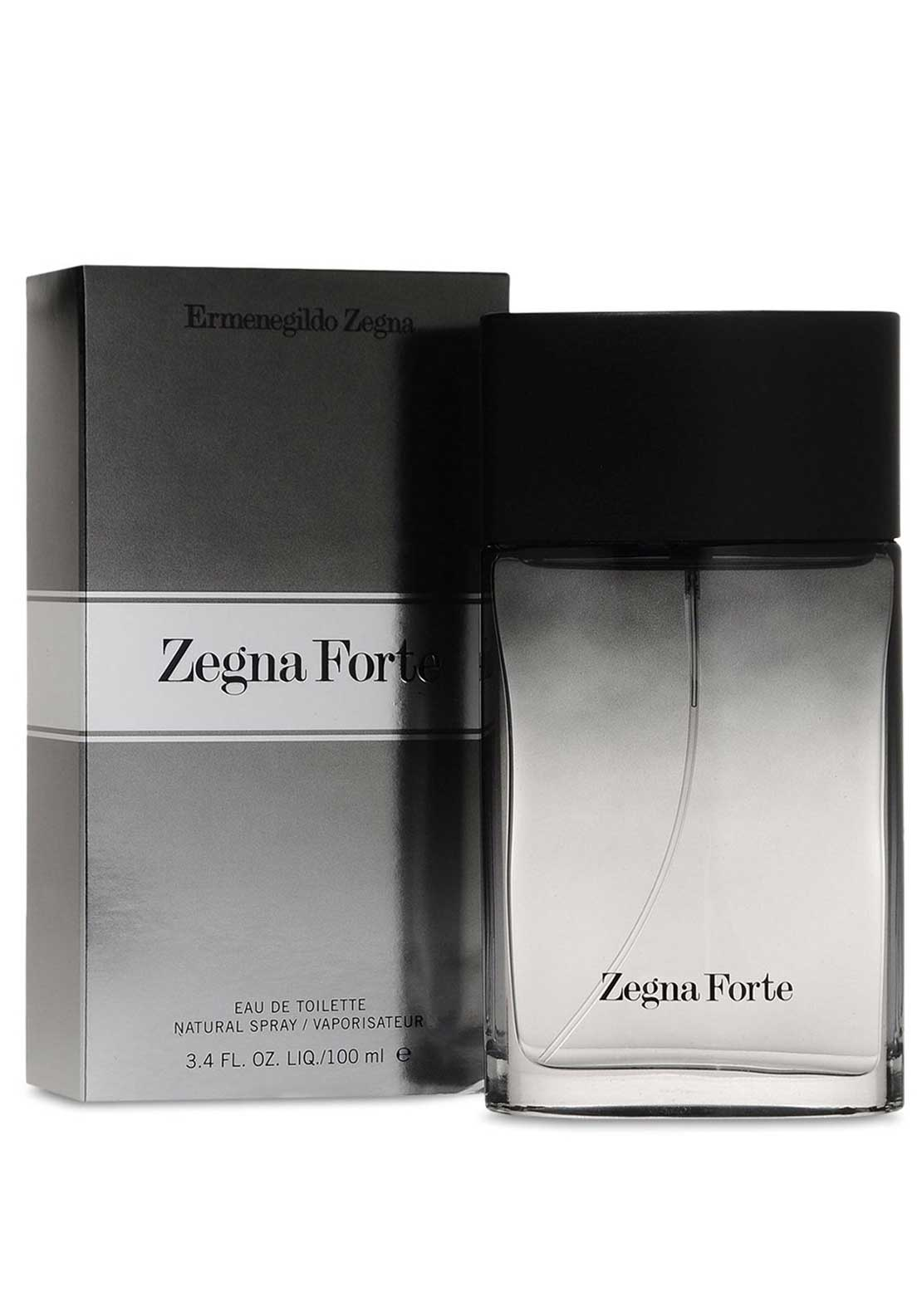 Ermenegildo Zegna Forte Eau De Toilette Natural Spray, 50ml