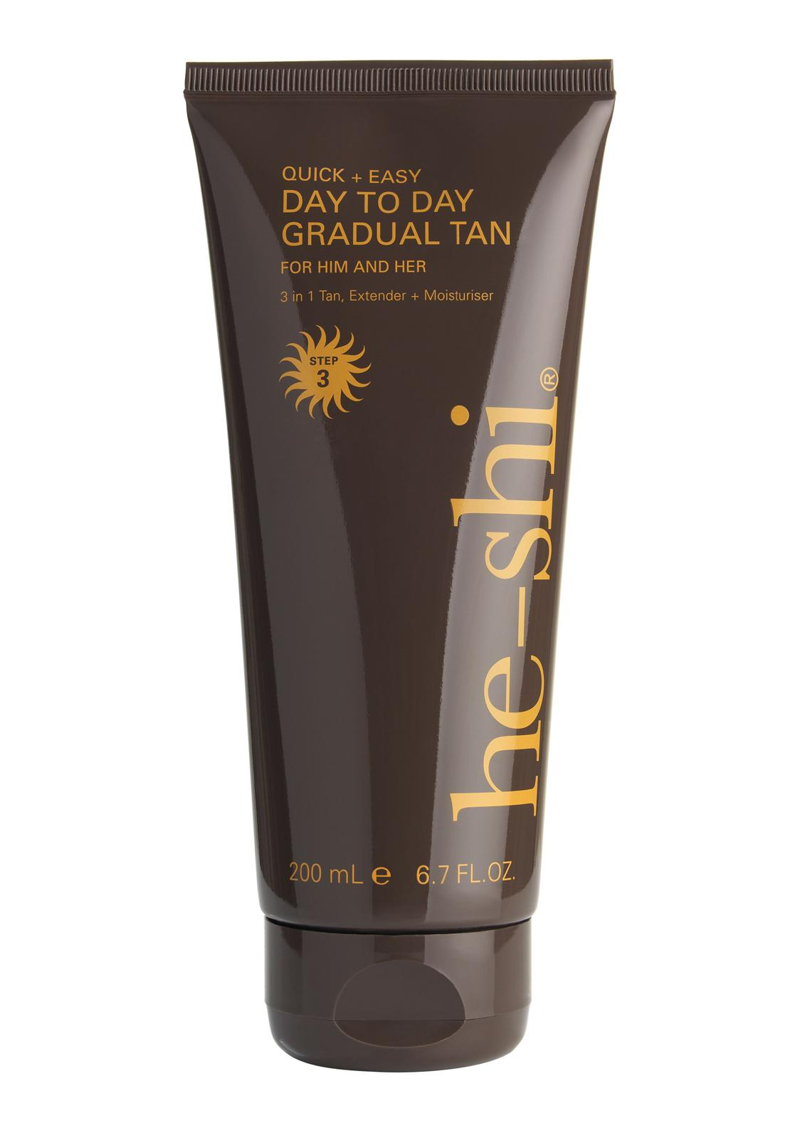He-Shi Day to Day Gradual Tan