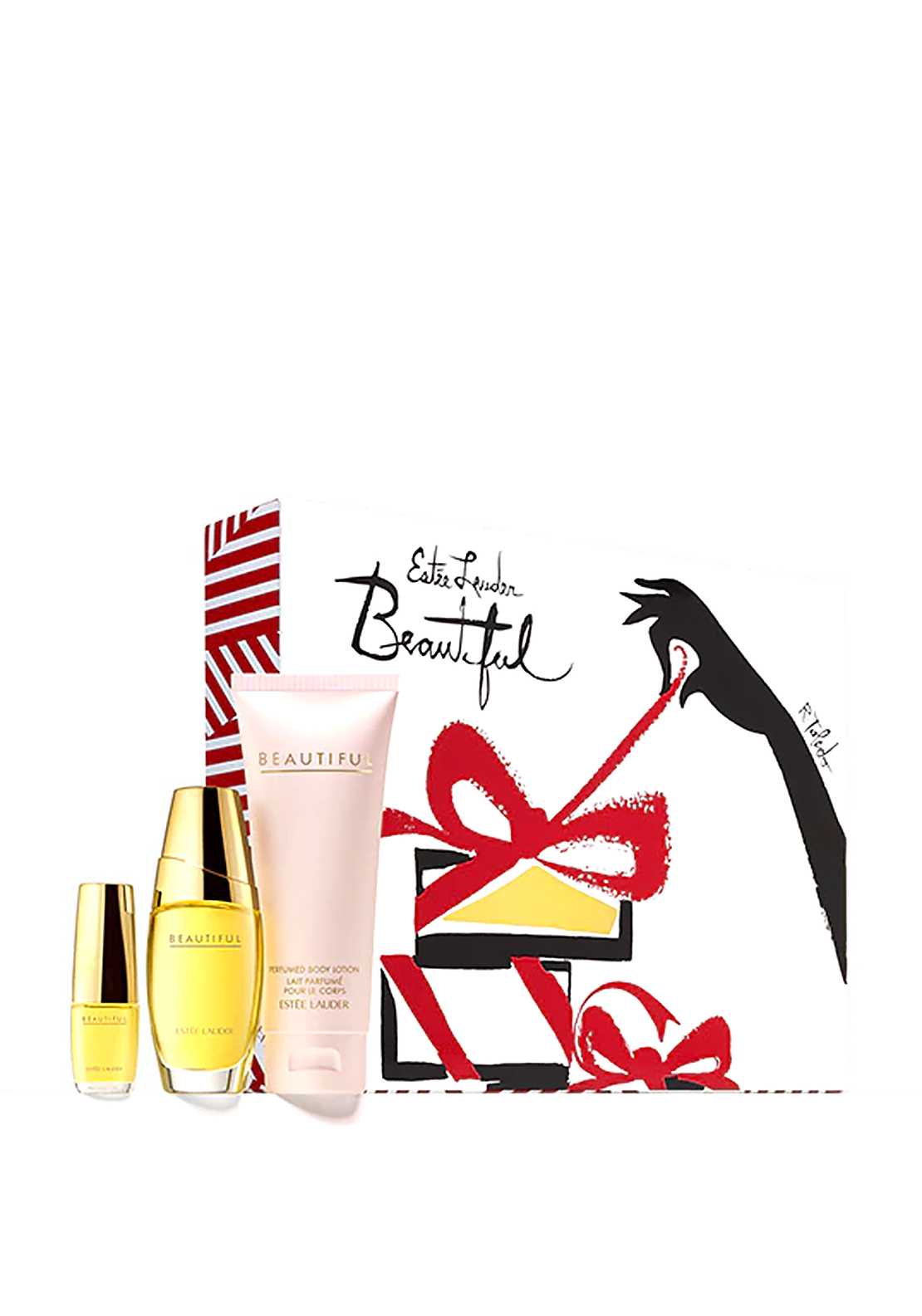 Estee Lauder Beautiful to Go Gift Set for Her