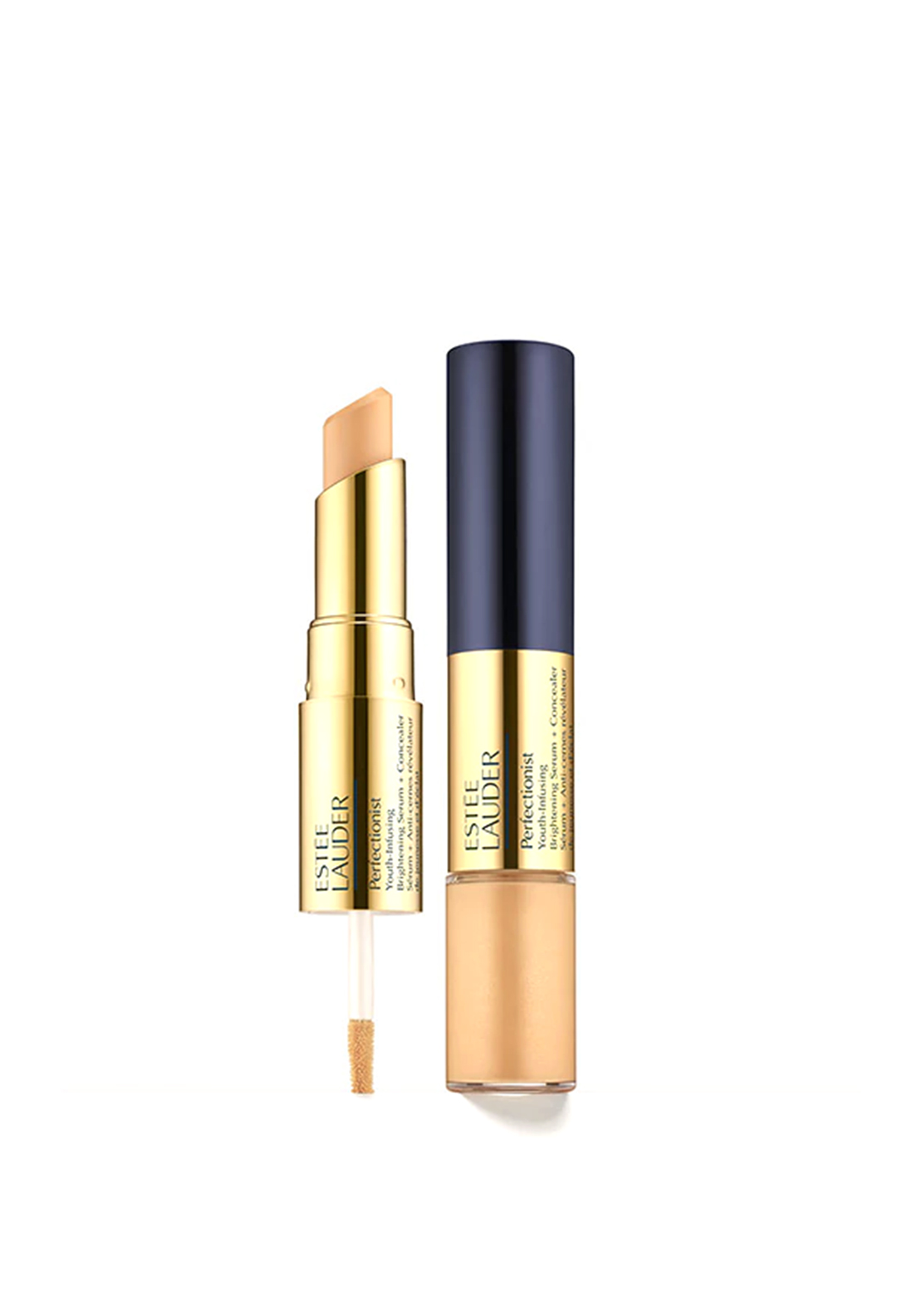 Estee Lauder Perfectionist Youth-Infusing Brightening Serum & Concealer, Light Warm