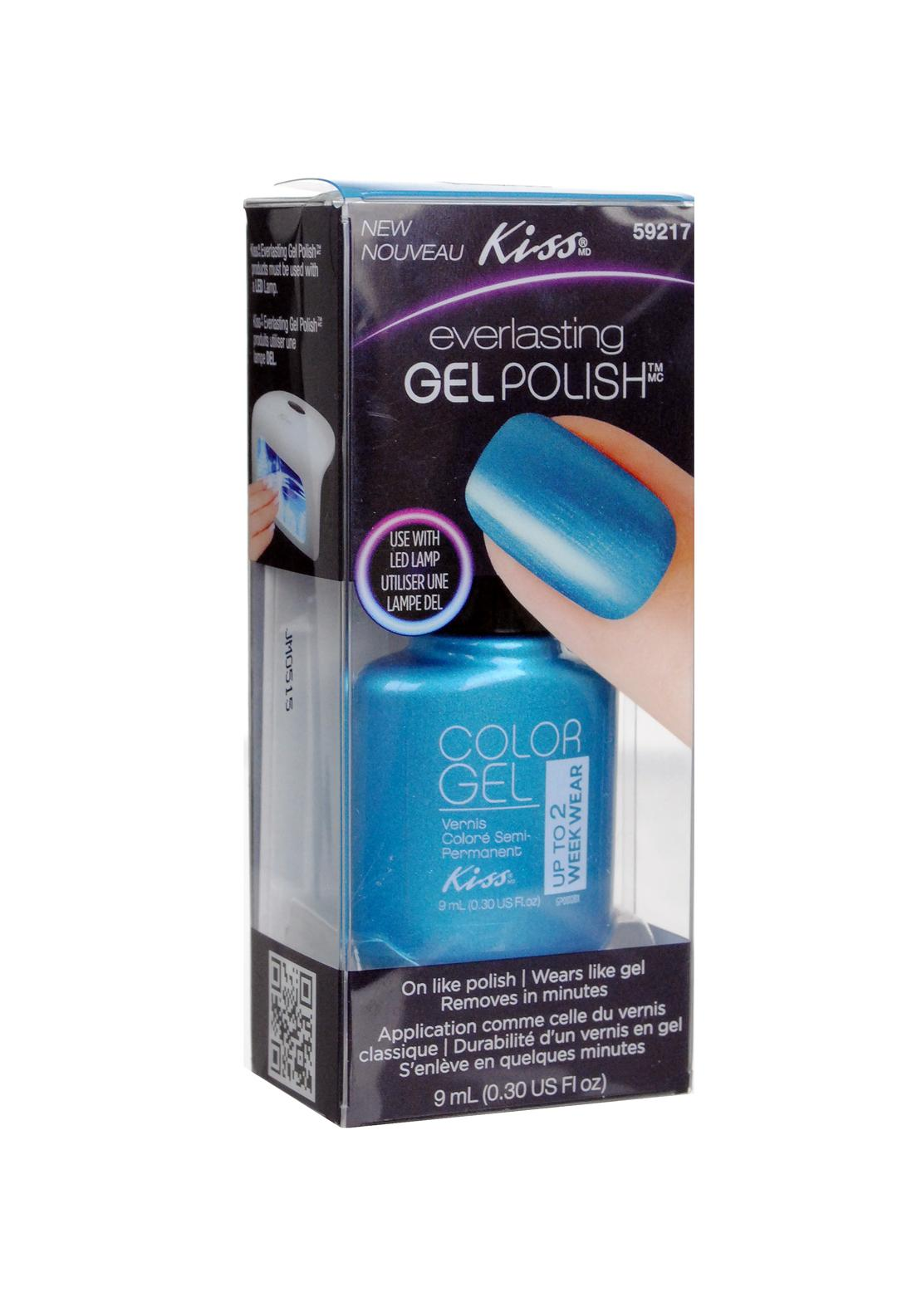 Kiss Everlasting Gel Polish, Maybe