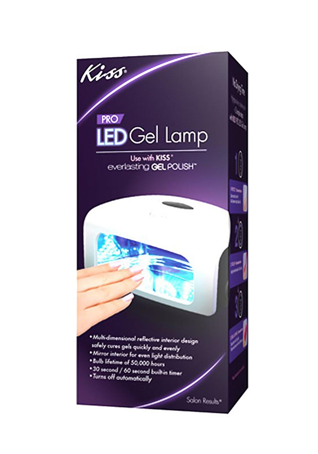 Kiss Pro LED Gel Lamp