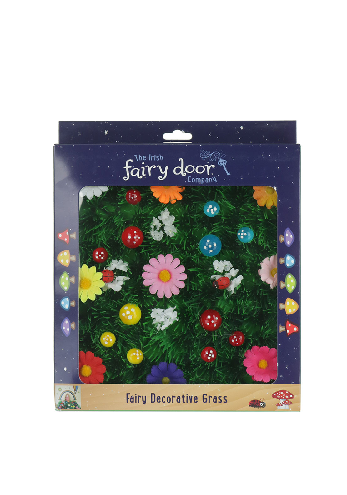 The Irish Fairy Door Company Decorative Fairy Grass