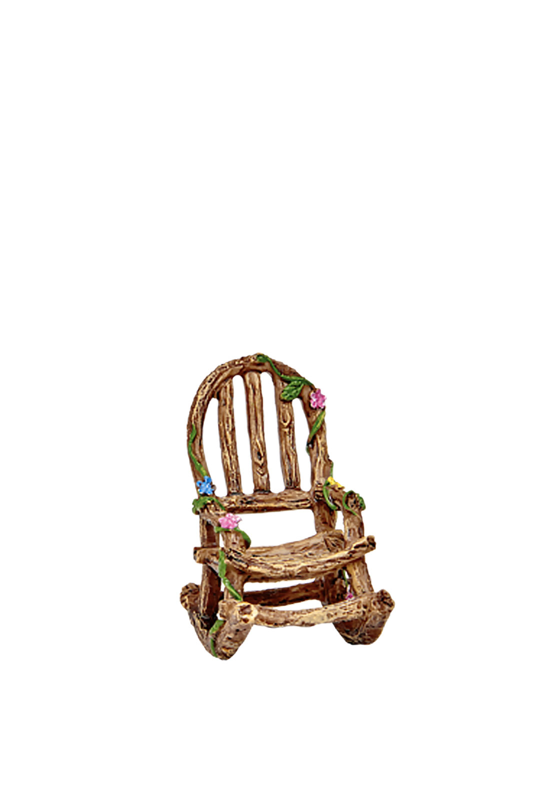 The Irish Fairy Door Company Fairy Rocking Chair