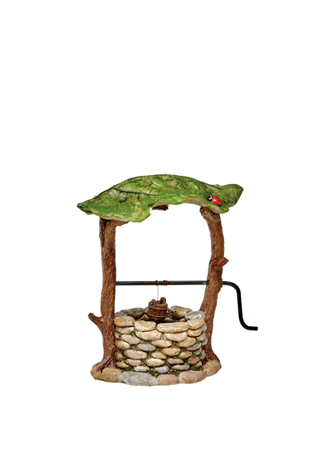 The Irish Fairy Door Company Fairy Wishing Well