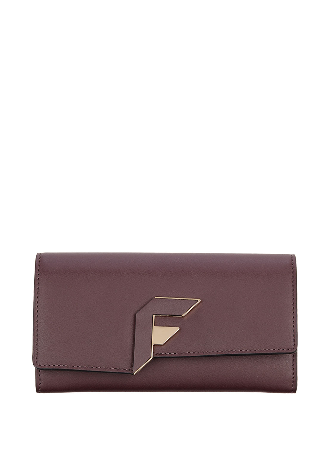 Fiorelli Brompton Flap Over Purse, Purple
