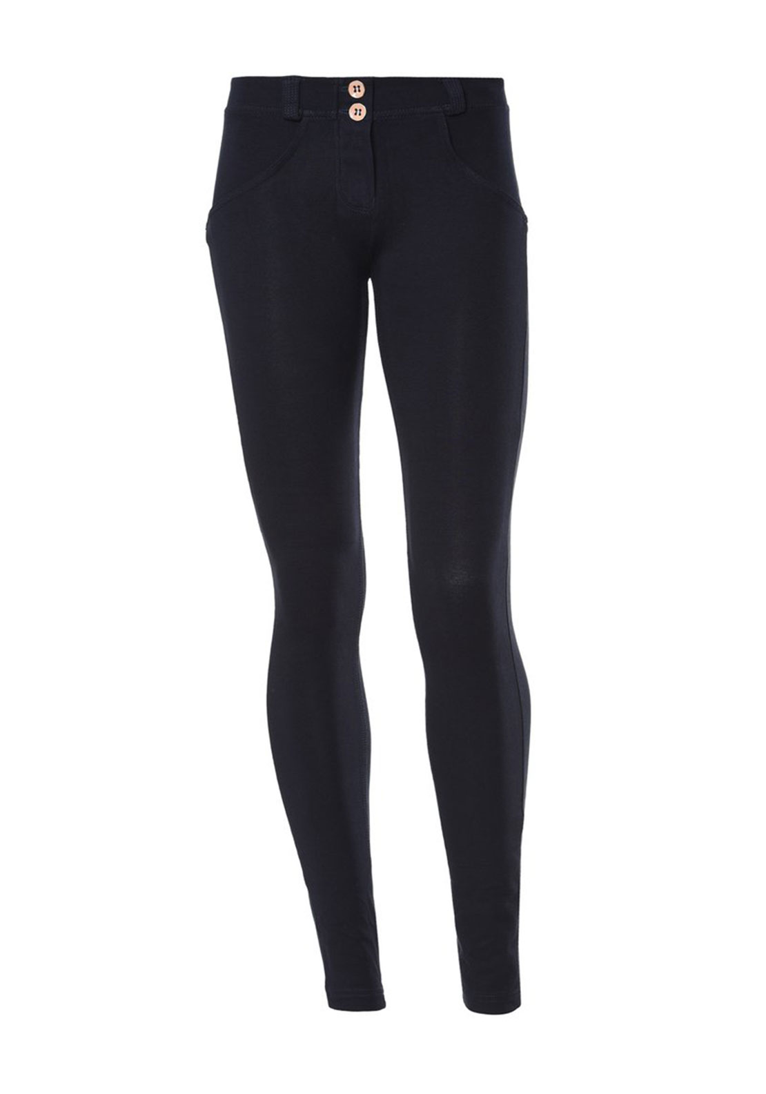 Freddy WR.UP® Midrise Skinny Trousers, Navy
