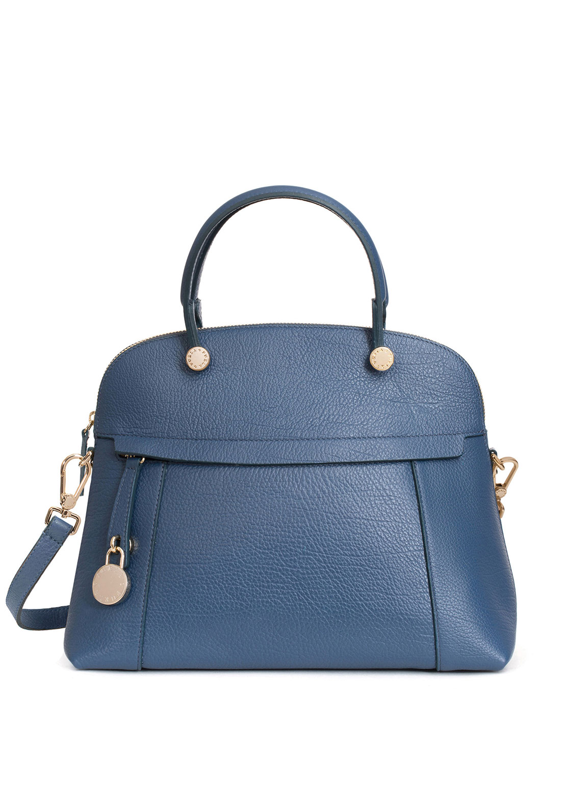 Furla Piper Top Handle Medium, Blue