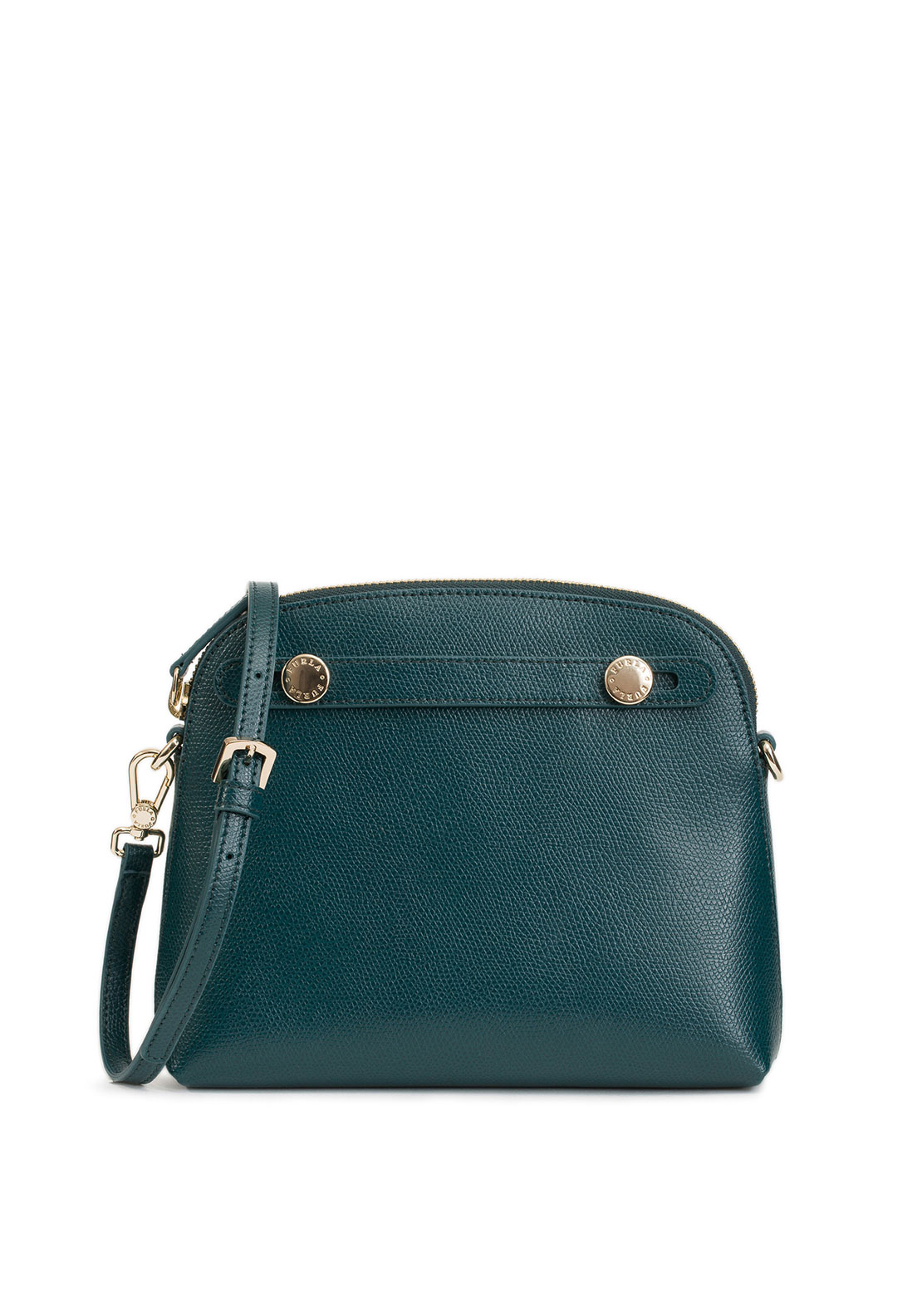 Furla Piper Crossbody Mini, Teal Green