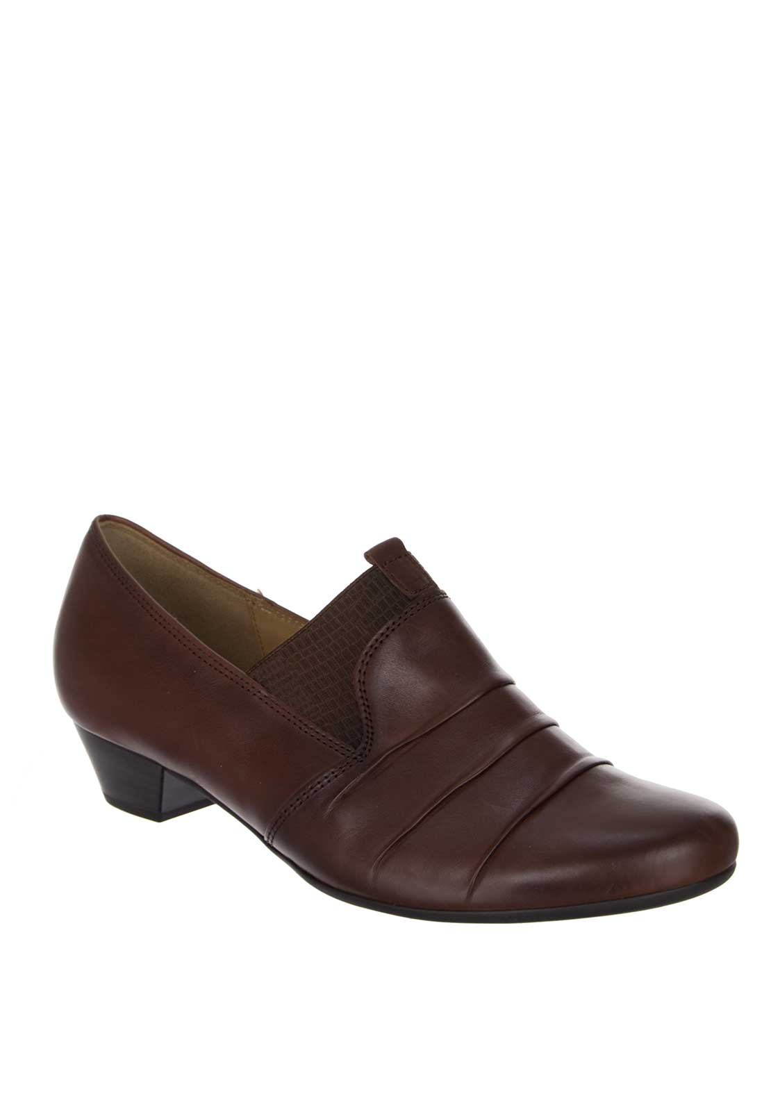 Gabor Women's Casual Shoe, Brown