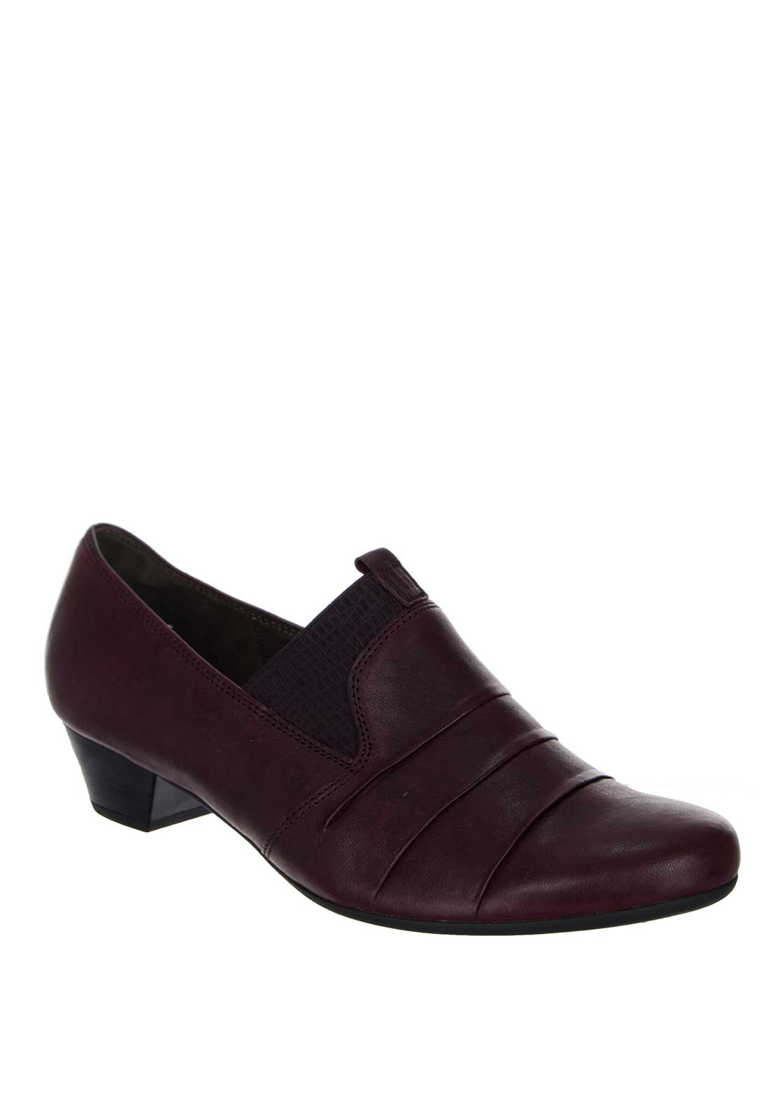 Gabor Women's Casual Shoe, Wine