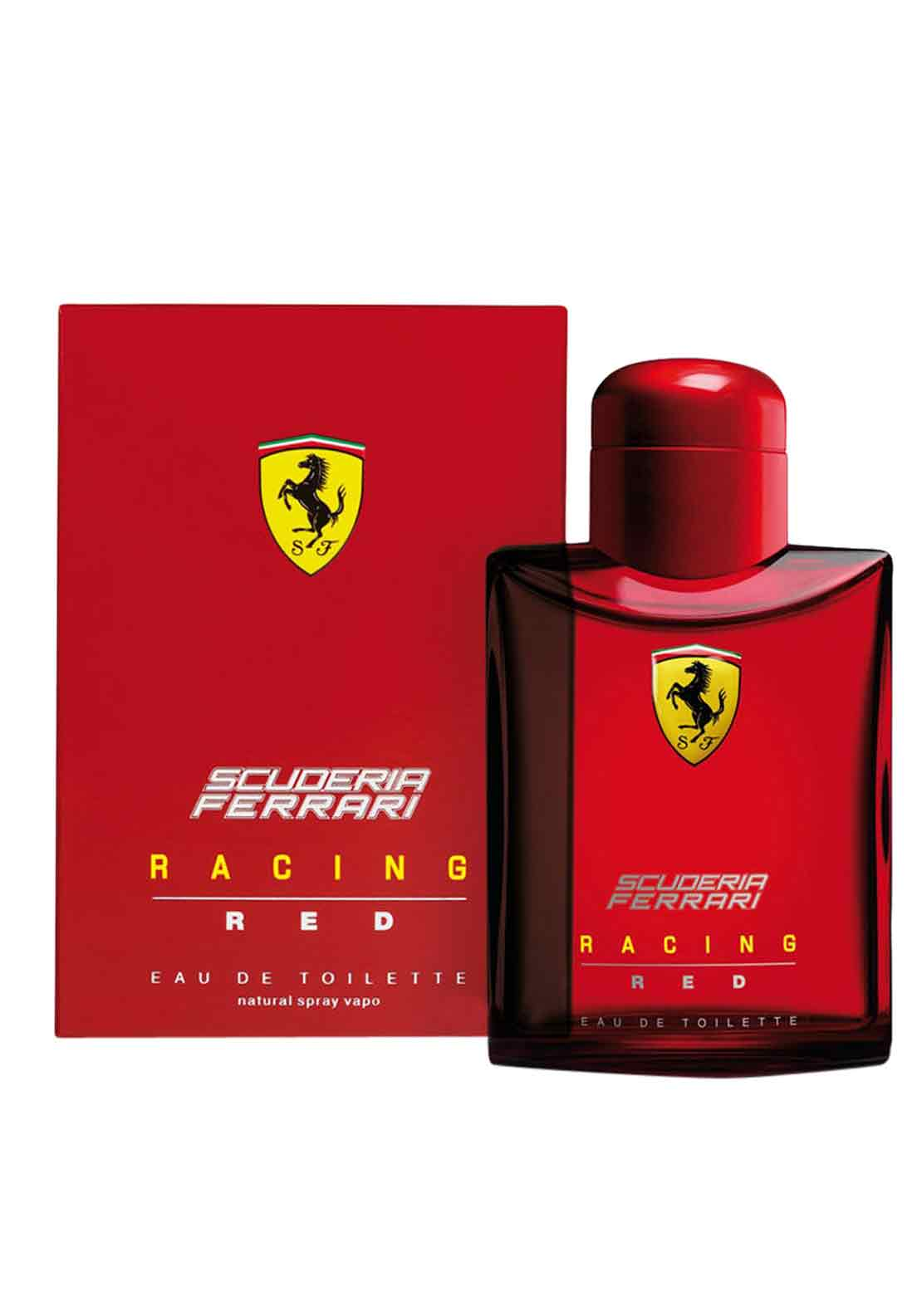 Scuderia Ferrari Red Eau De Toilette Aftershave 75ml