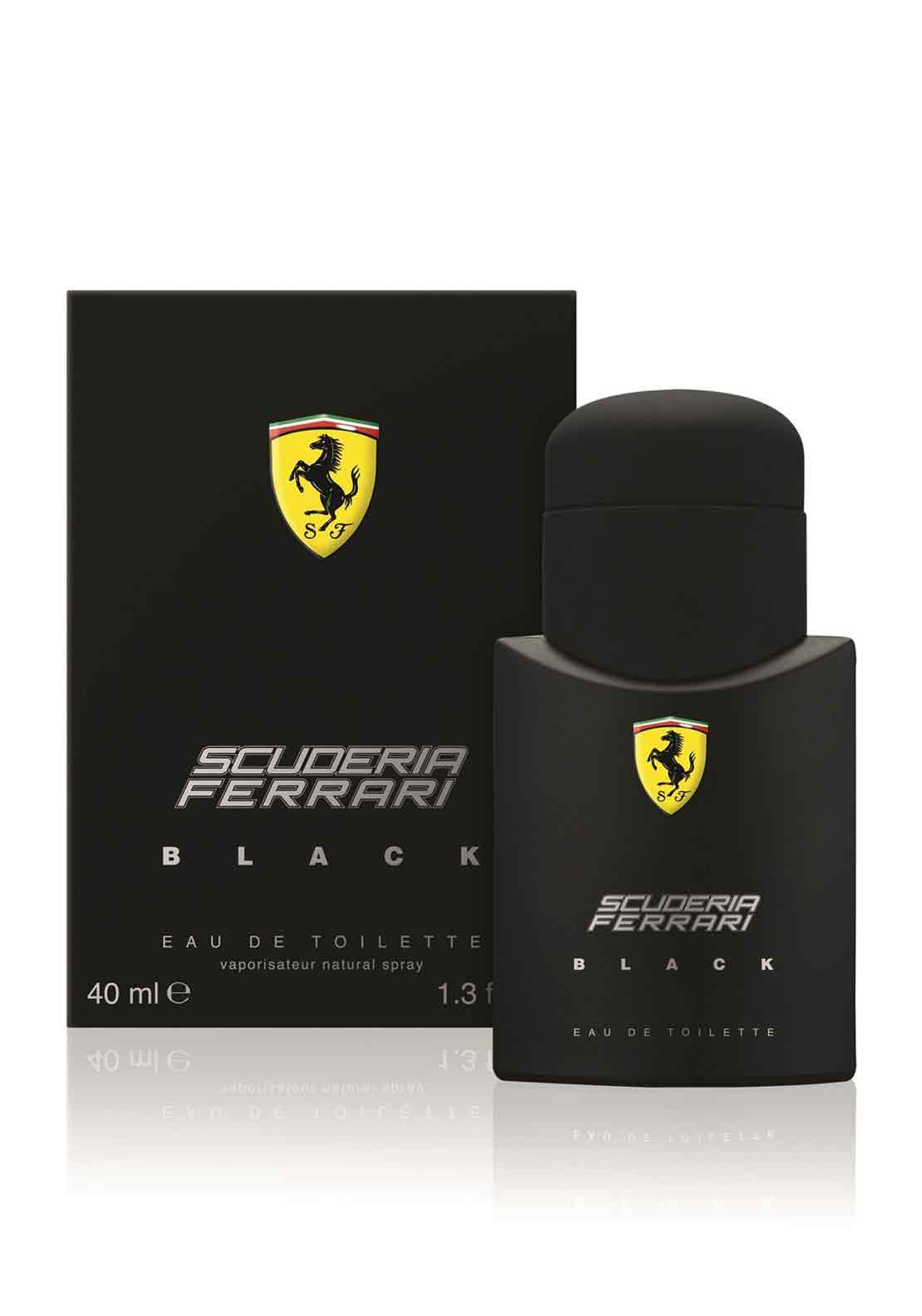 Scuderia Ferrari Black Eau De Toilette Aftershave 75ml